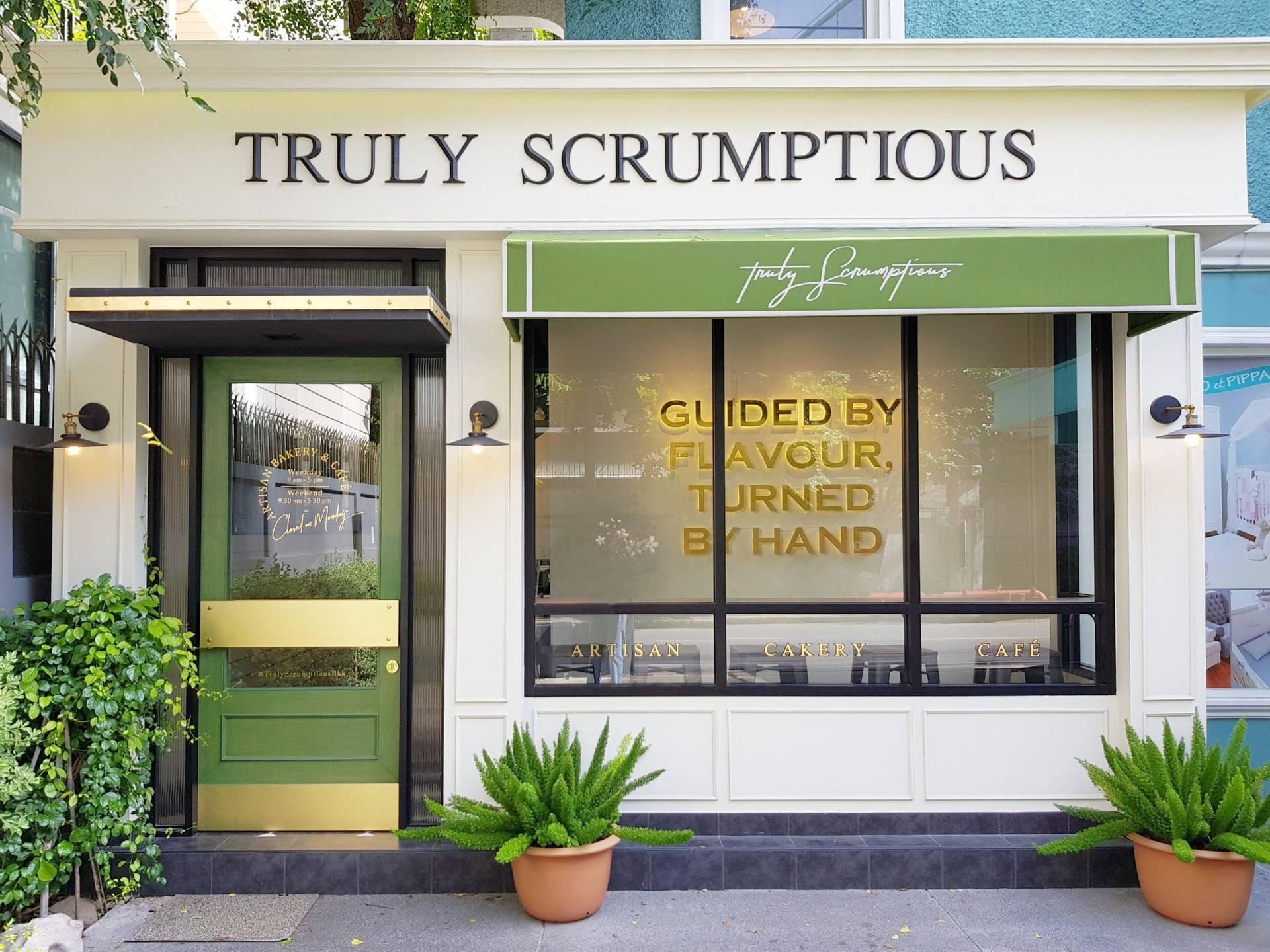 Truly Scrumptious (ทรูลี่ สครัมเชียส)