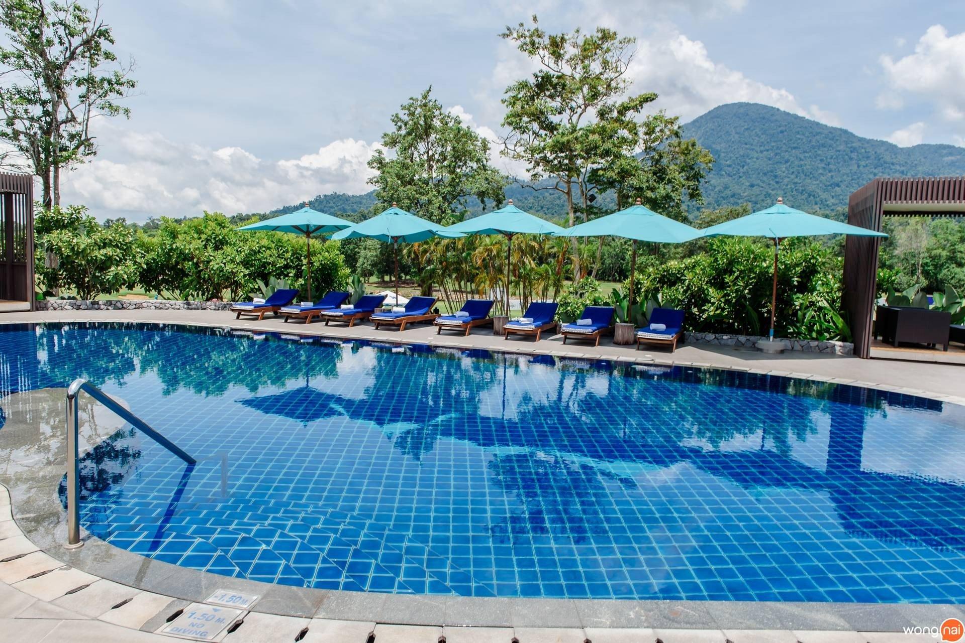 Chatrium Golf Resort Soi Dao Chanthaburi