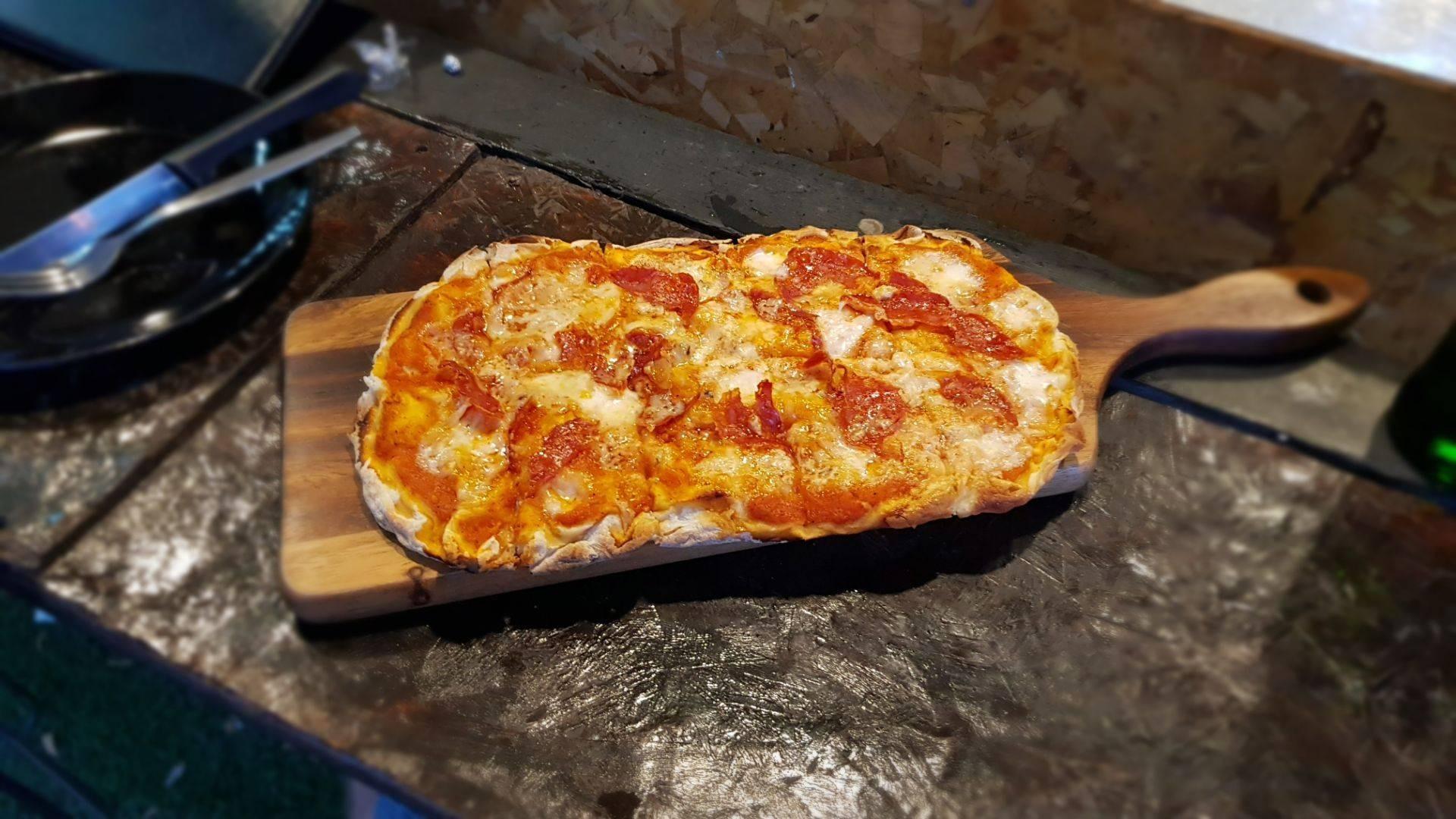 Love Boo's Pizza - อิตาเลียนพิซซ่าขอนแก่น