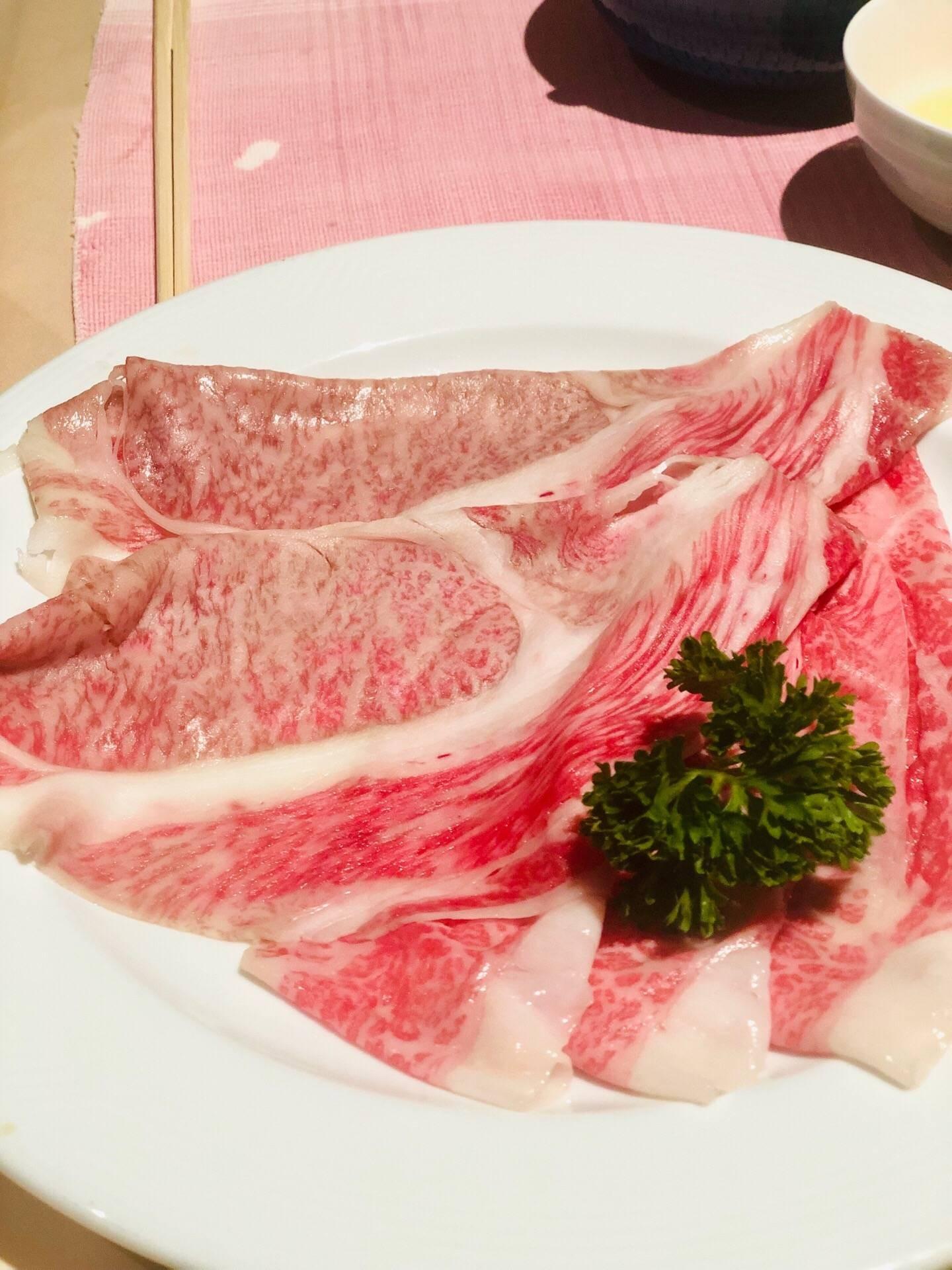 เนื้อญี่ปุ่นชั้นดี ⭐️⭐️⭐️⭐️⭐️