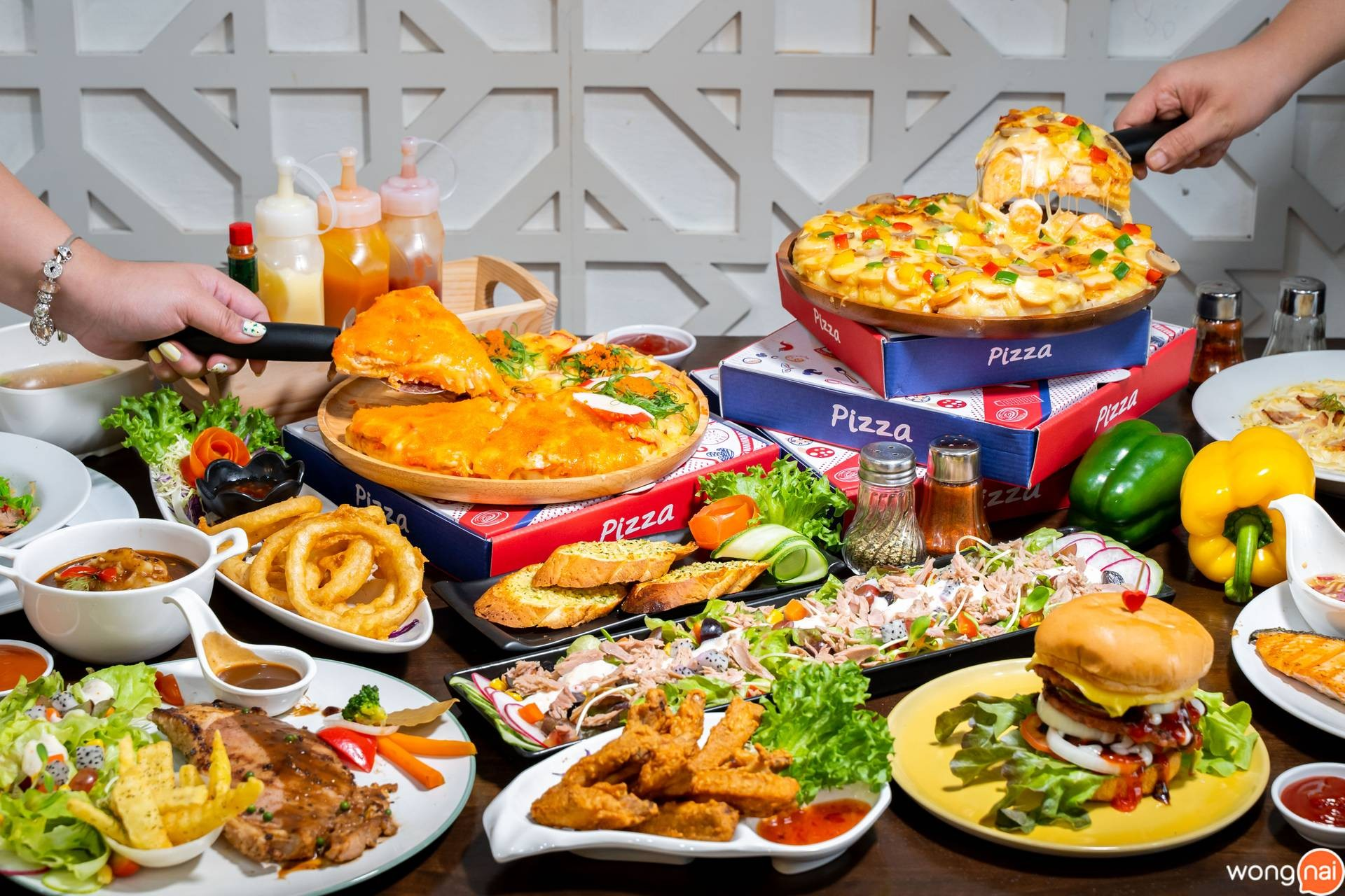 Alina Pizza and Halal Food