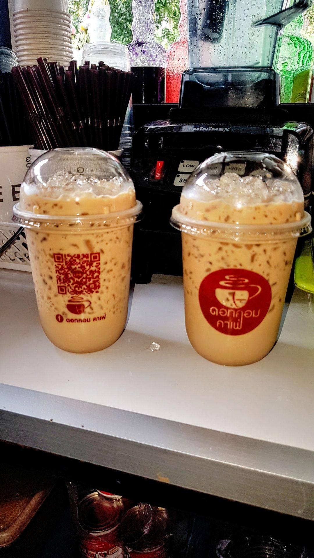กาแฟที่รสชาติ ไม่เป็นสองลองใครแน่นอน