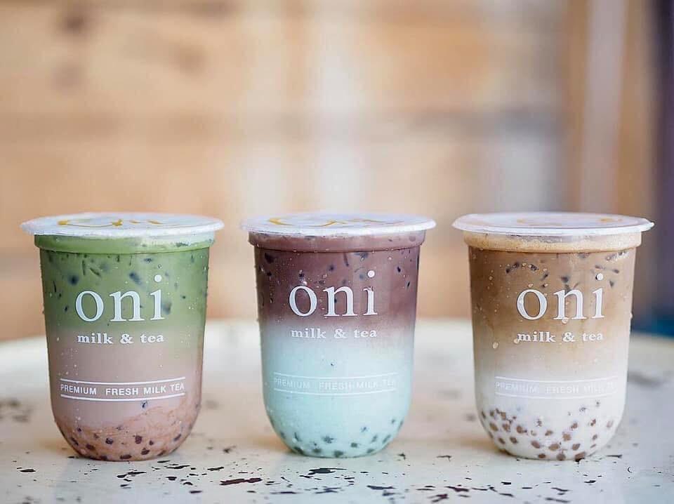 Oni Milk & Tea ป่าตอง
