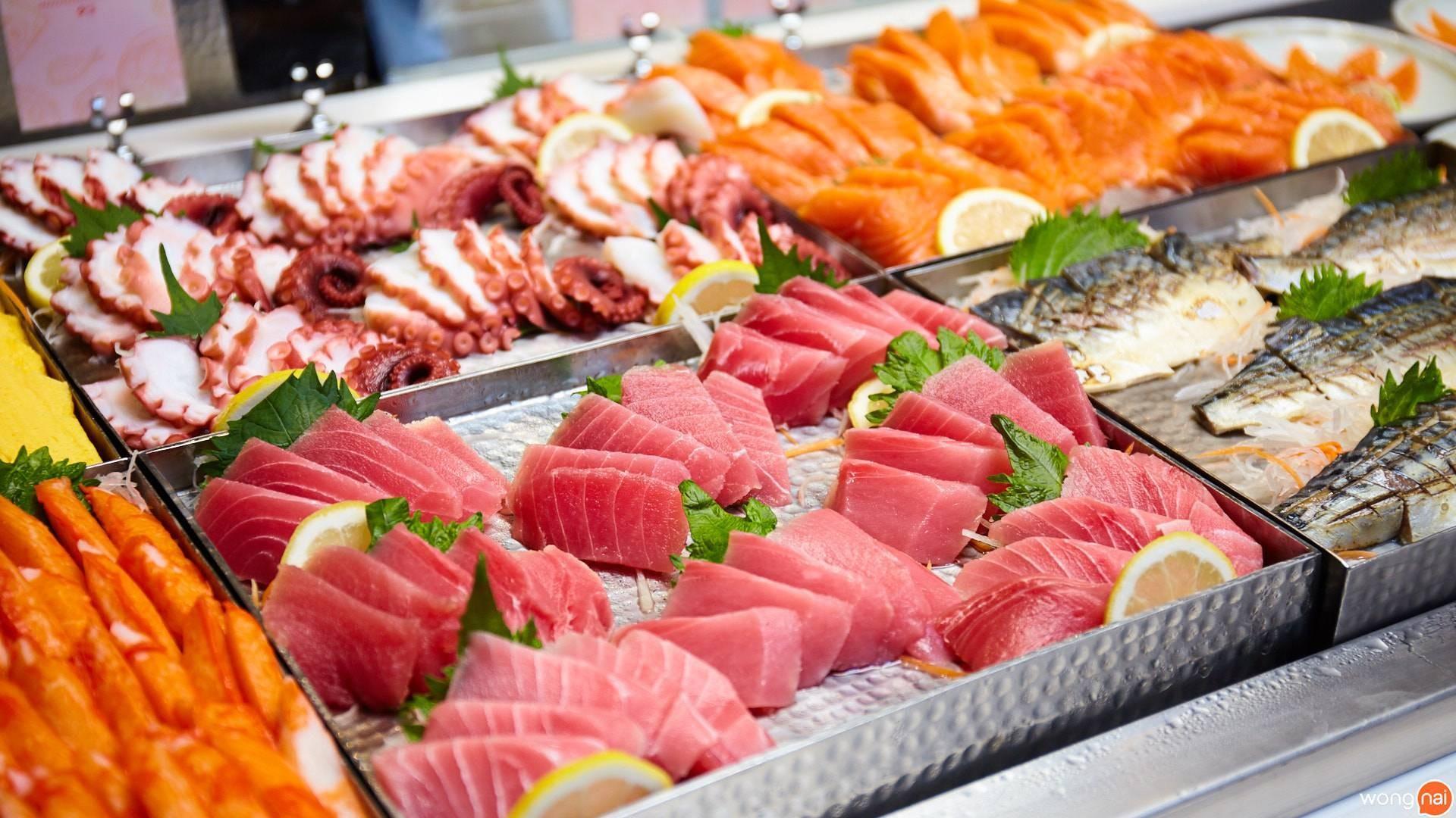 Oishi Eaterium สามย่านมิตรทาวน์