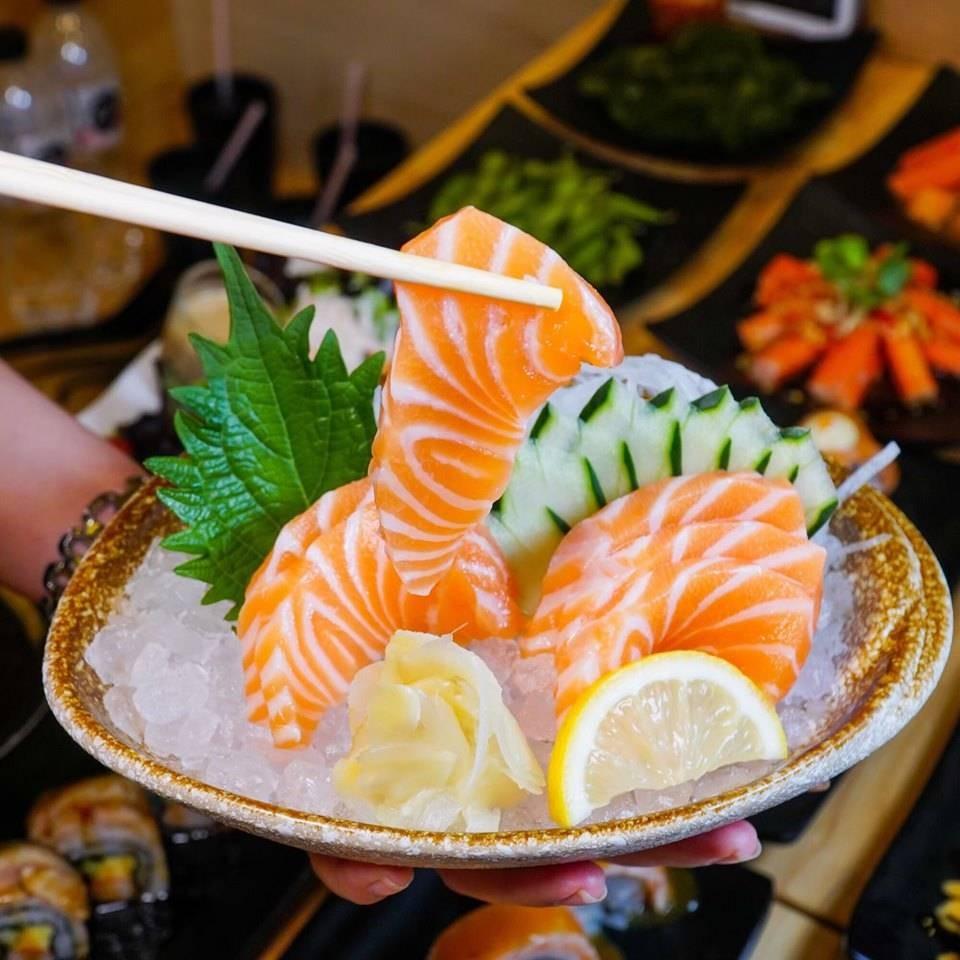 Shinkanzen sushi สามย่านมิตรทาวน์