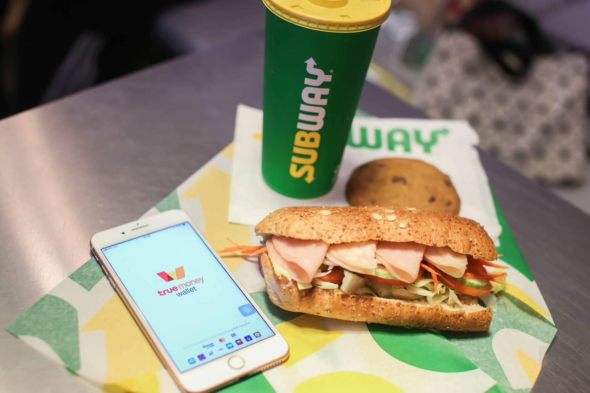 Subway สยามพารากอน