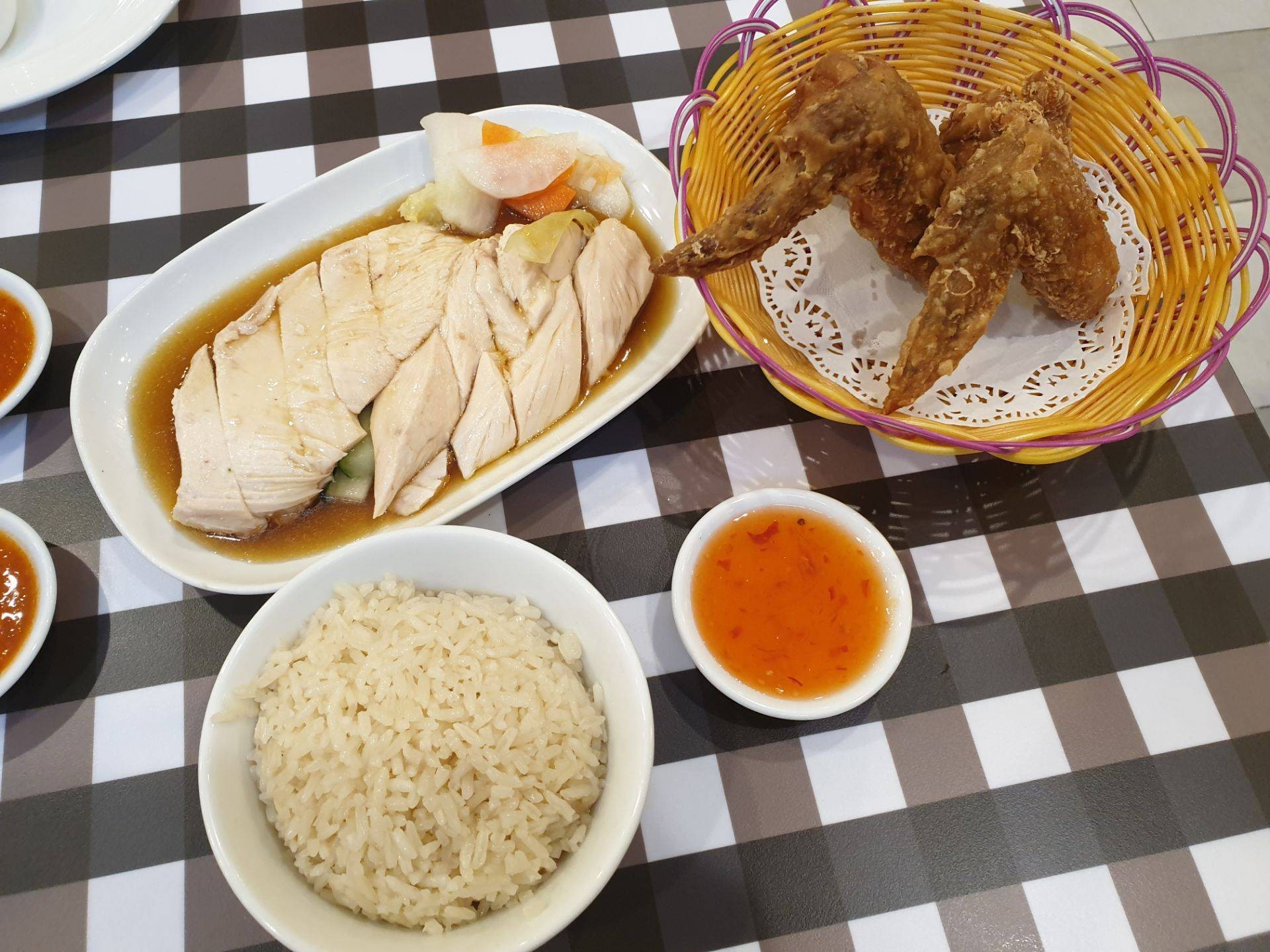 Boon Tong Kee เซ็นทรัลพลาซ่า แกรนด์ พระราม 9