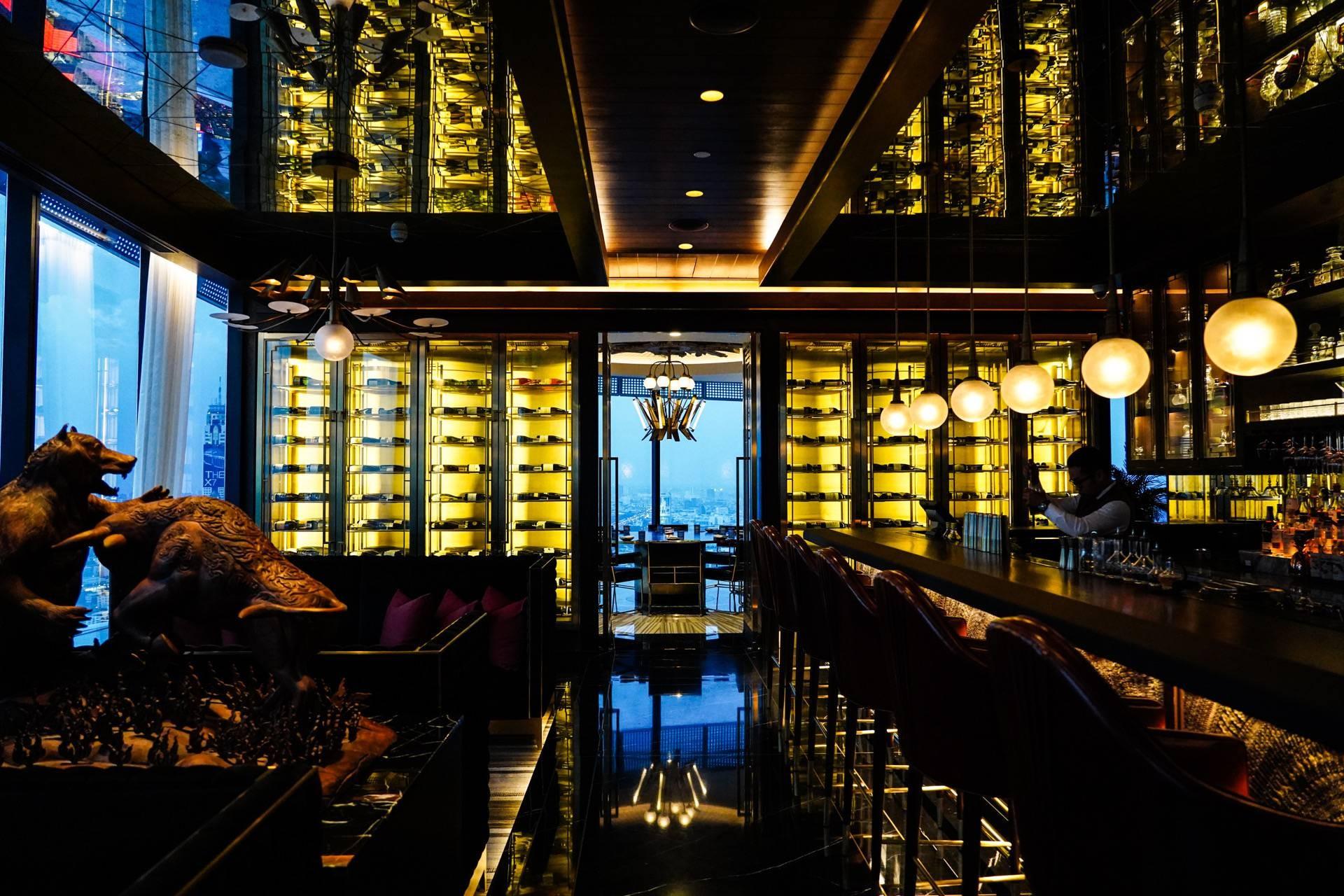 Bull & Bear Waldorf Astoria Bangkok