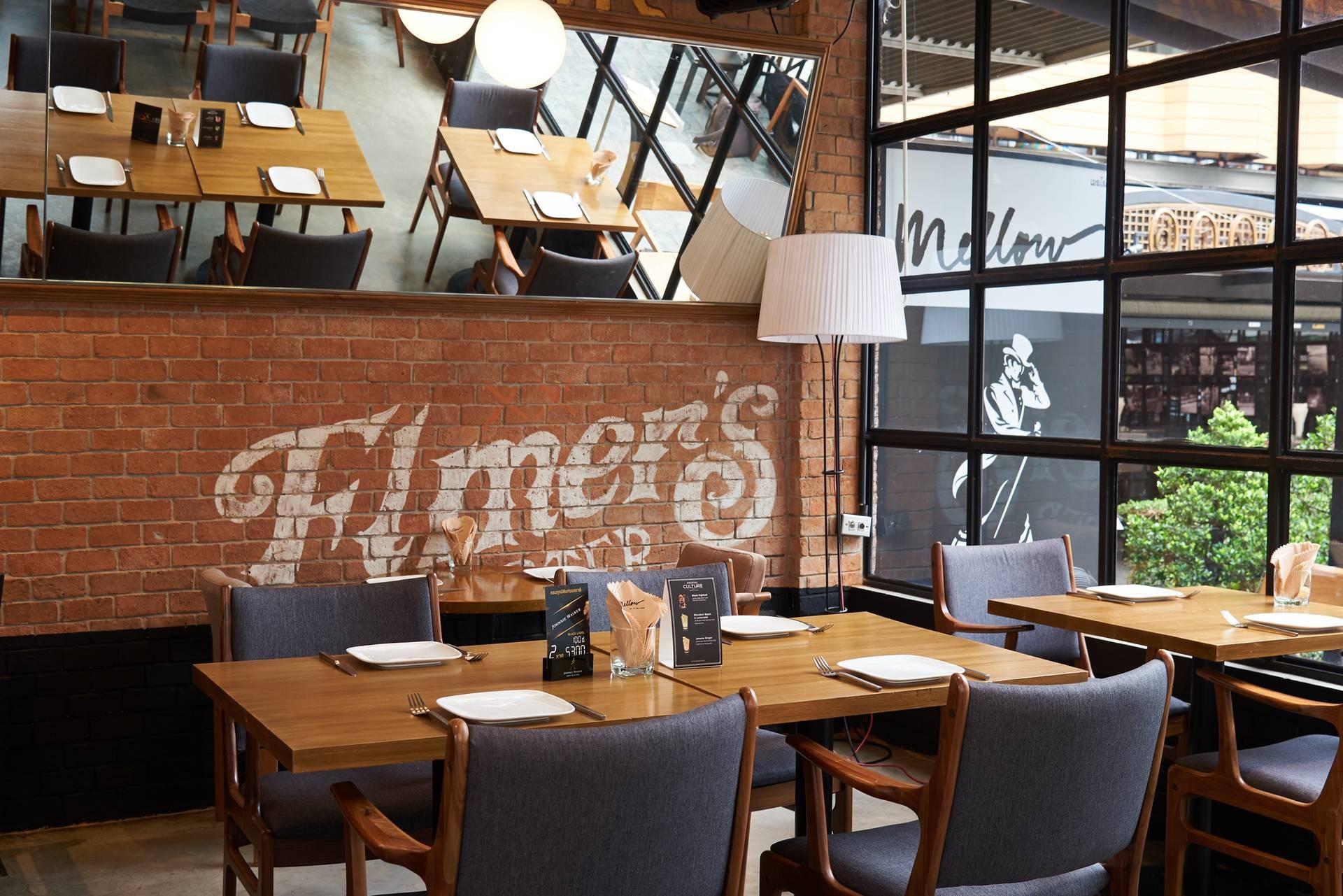 Mellow Restaurant & Bar เดอะ คริสตัล พาร์ค