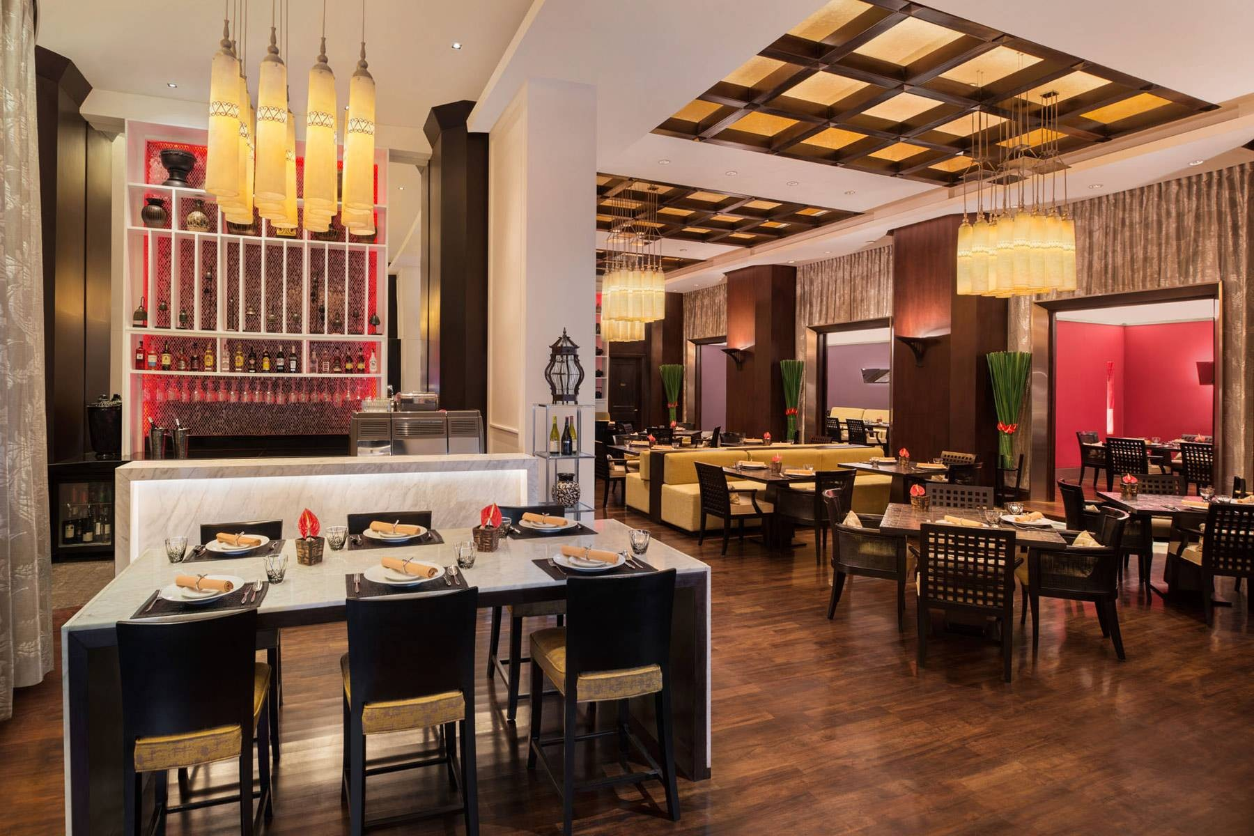 Basil โรงแรมเชอราตัน แกรนด์ สุขุมวิท