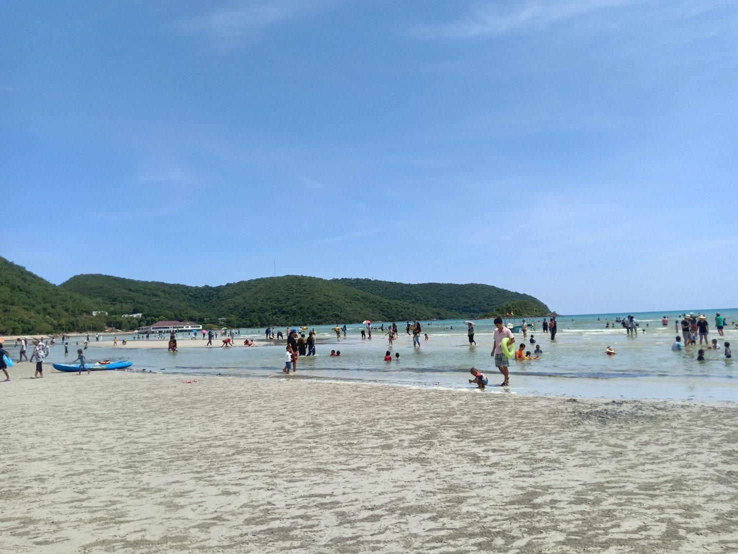 หาดเตยงาม