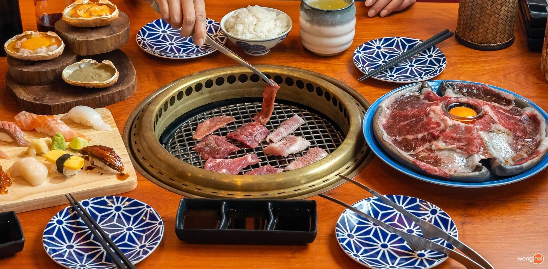 Izakaya Teppen BBQ&SUSHI  (Bambini Villa)
