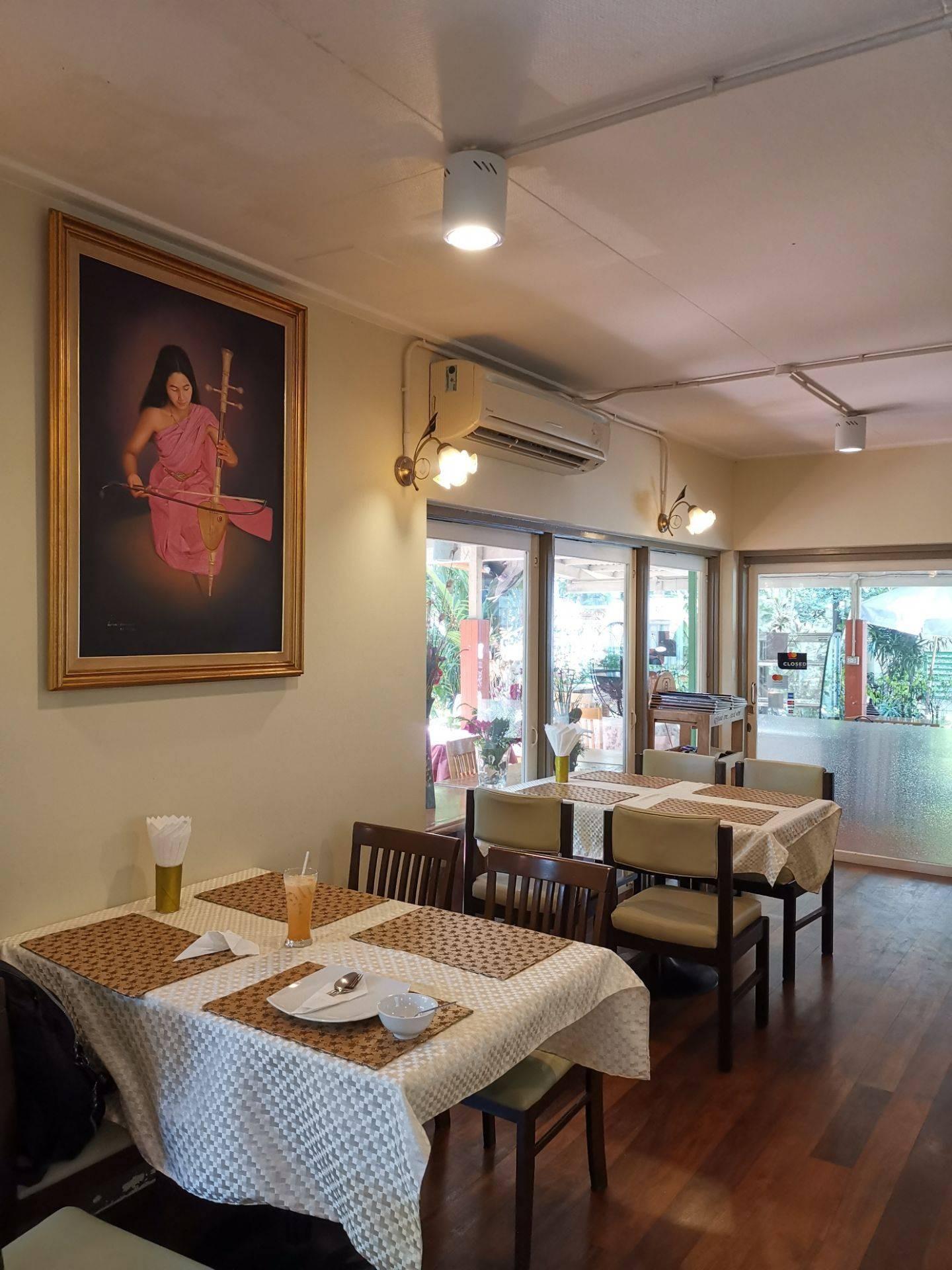 ร้านอาหารไทย ซอสามสาย สุขุมวิท ซอย 61
