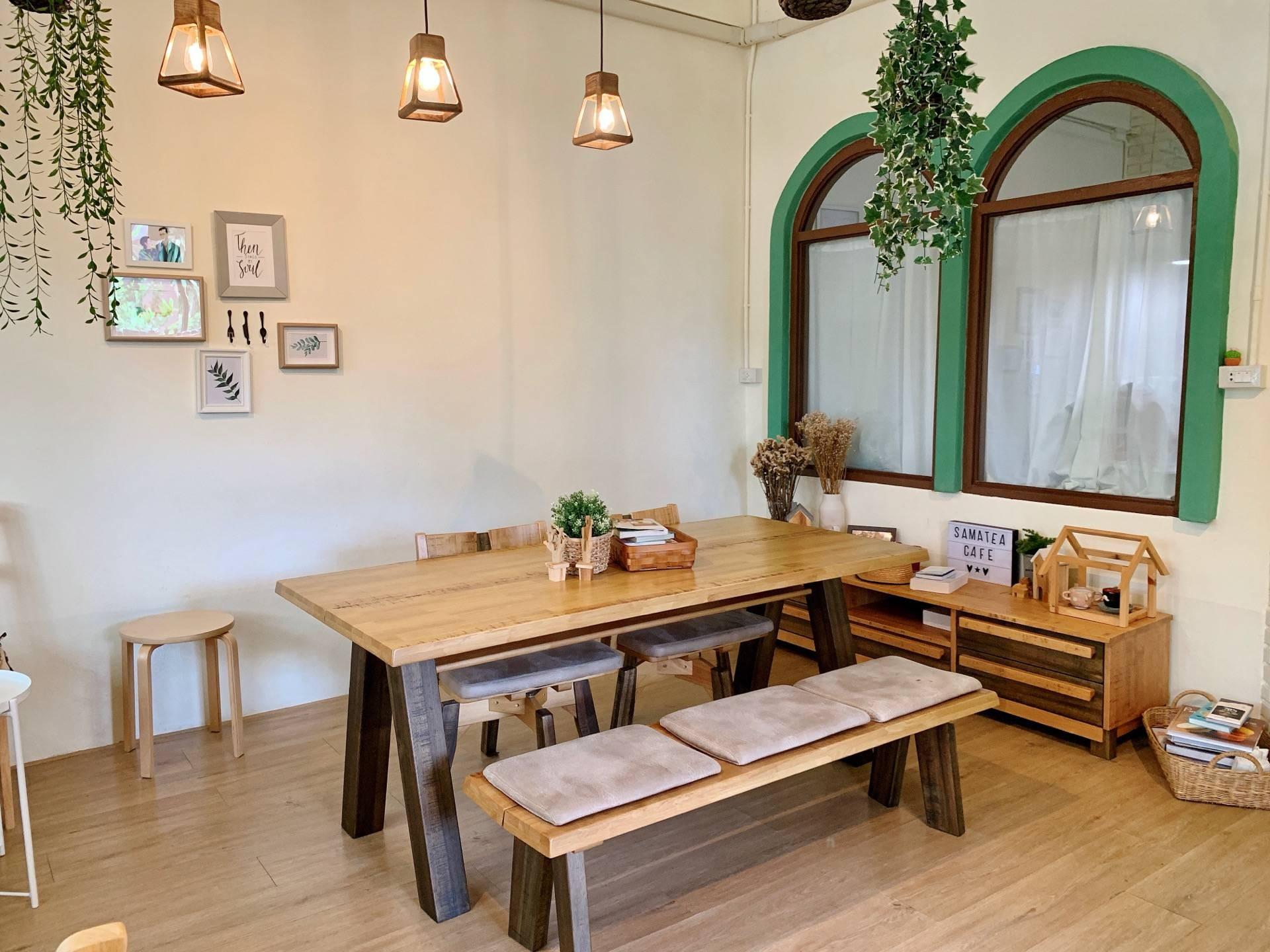 Samatea Cafe - สมาธิ คาเฟ่