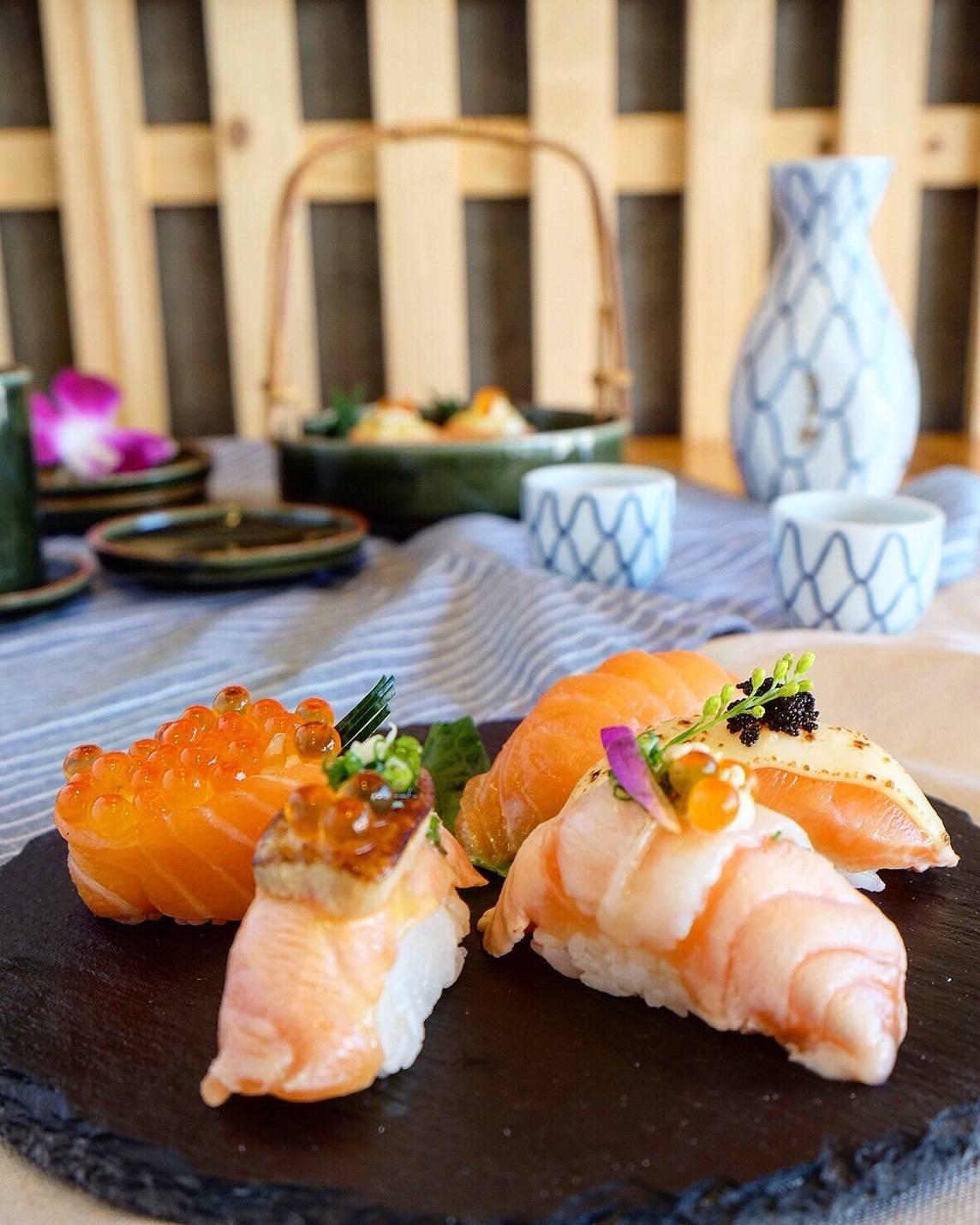 Nigiwai Sushi พิษณุโลก