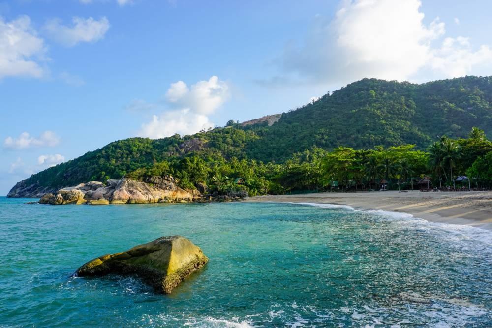 จุดชมวิว หาดขวด เกาะพะงัน