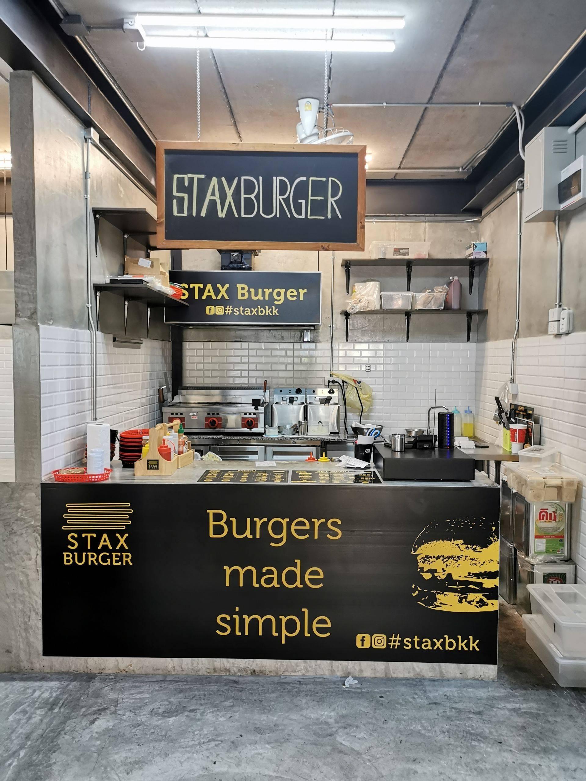 Stax Burger