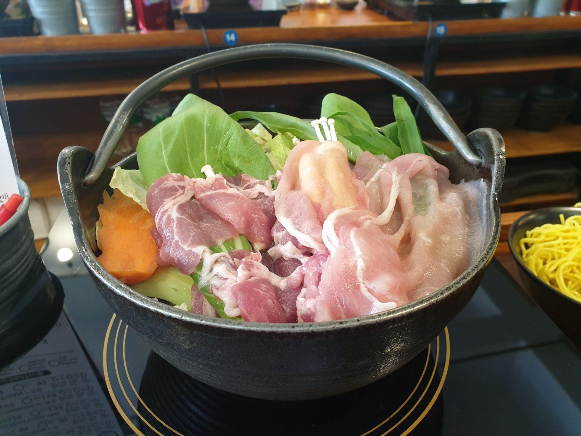 พ๊อตโตะ ชาบู Potto Hot Pot Master