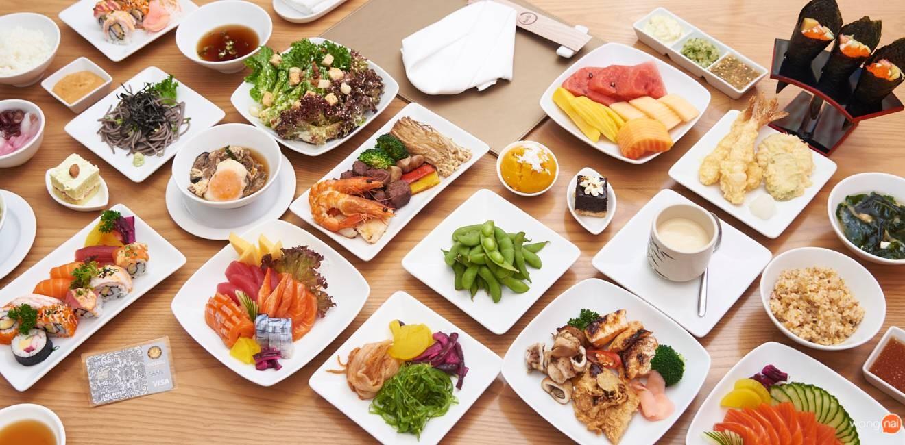 Edo Japanese Restaurant Miracle Grand Convention Hotel