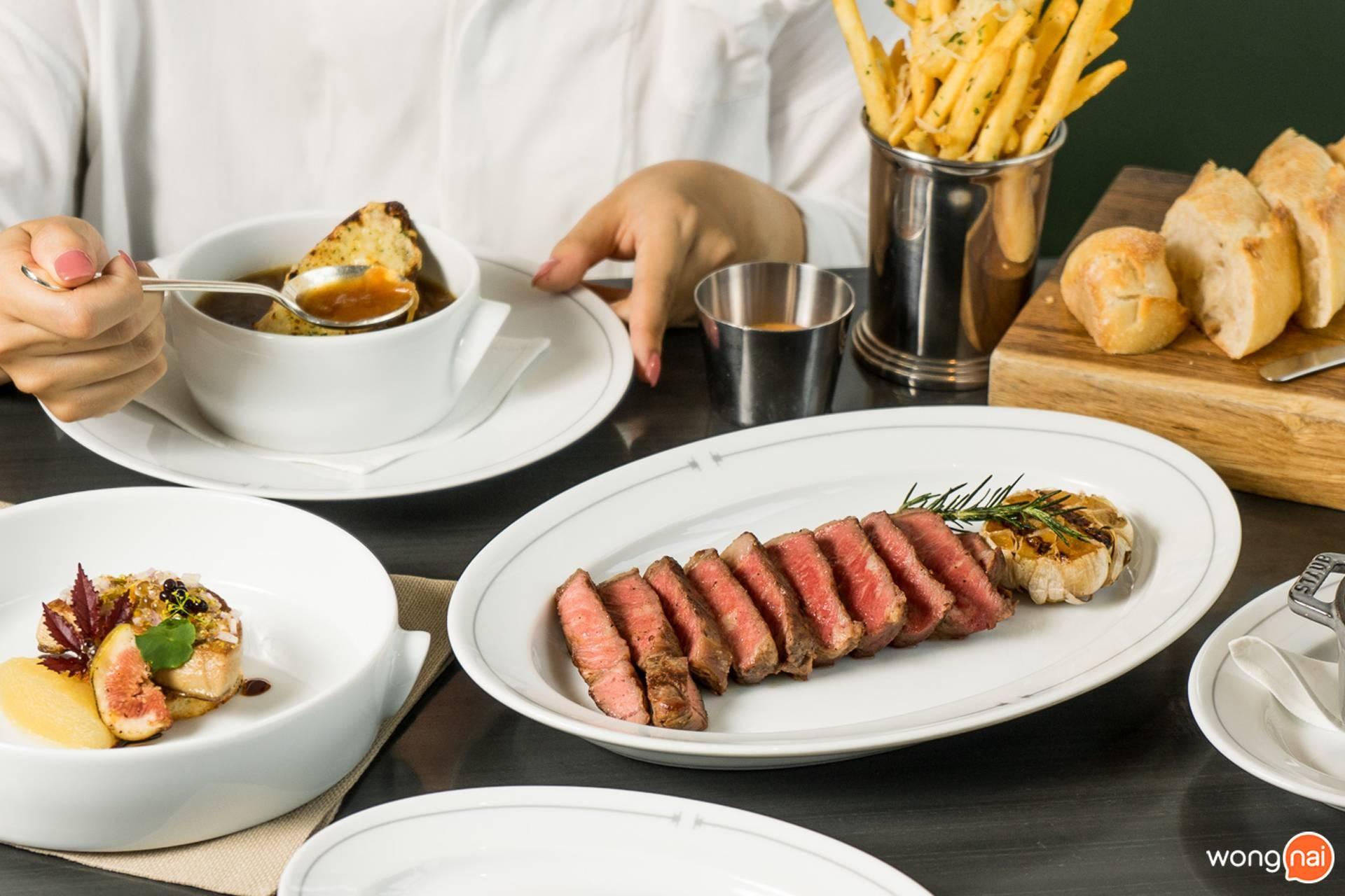 The Brasserie (Waldorf Astoria Bangkok)