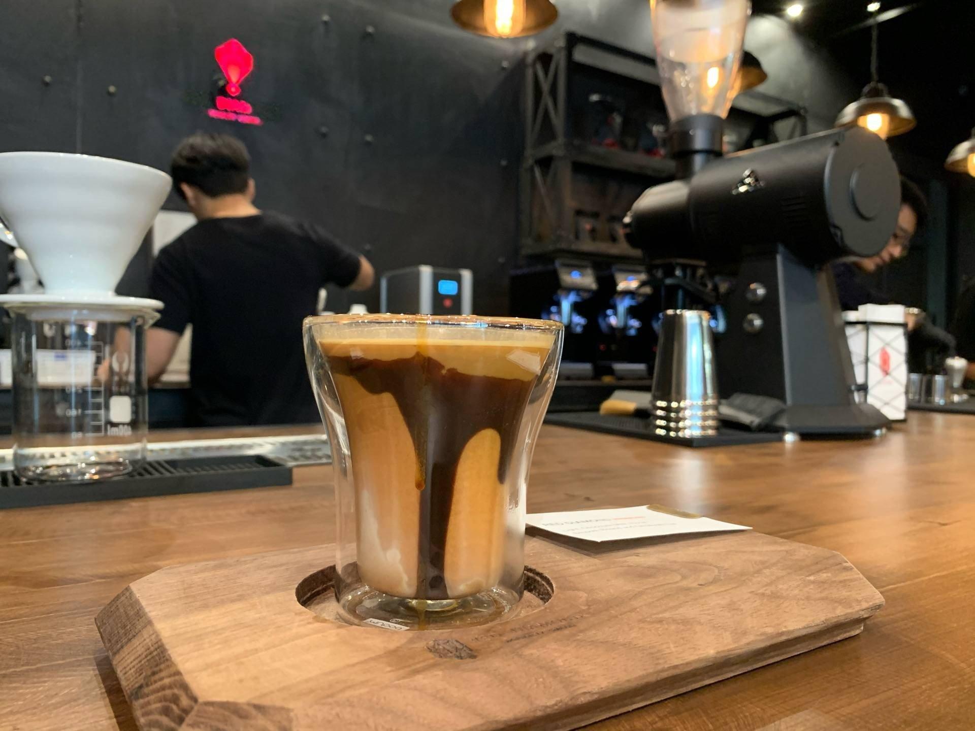 Red Diamond Cafe Siam Discovery
