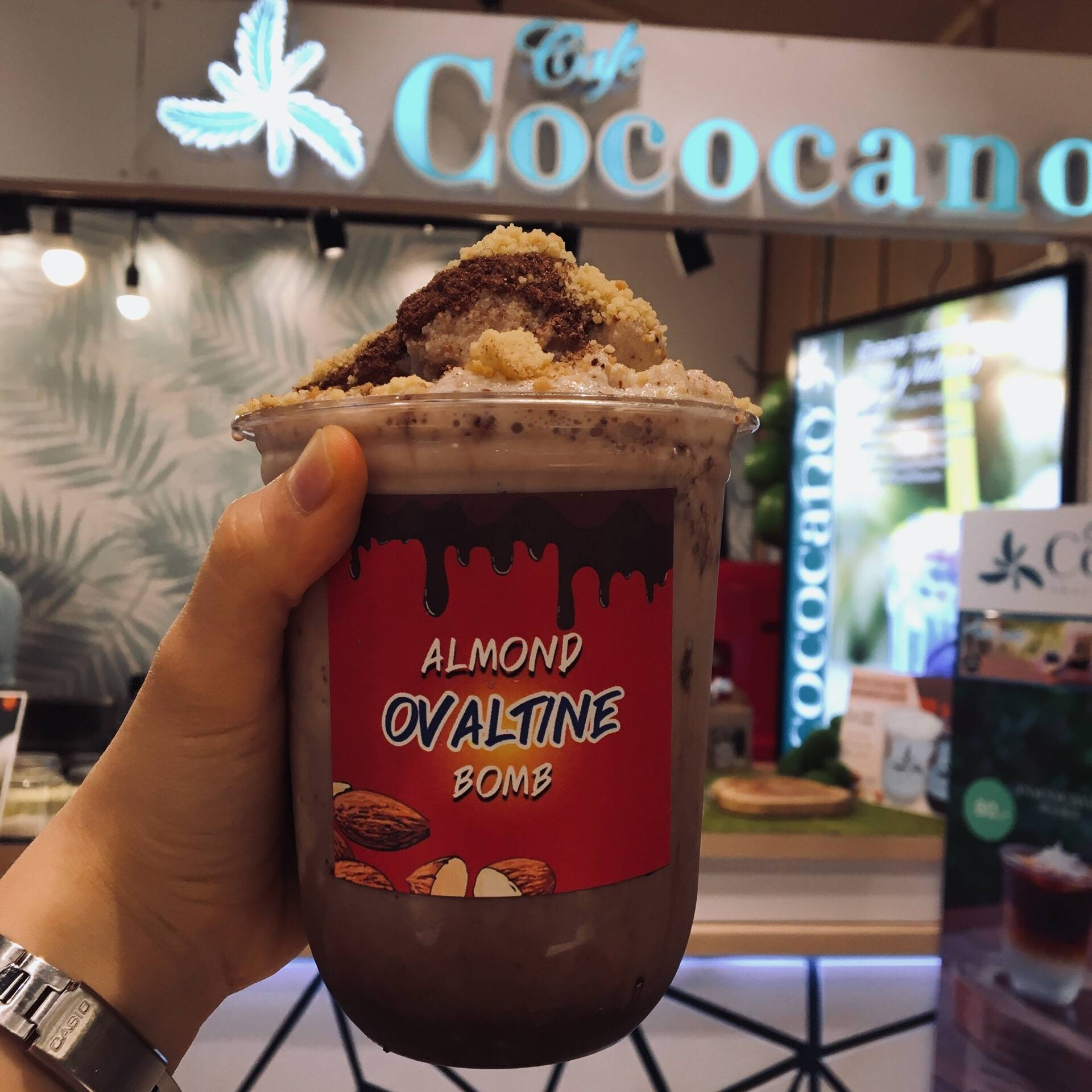 Cafe Cococano centralwOrld