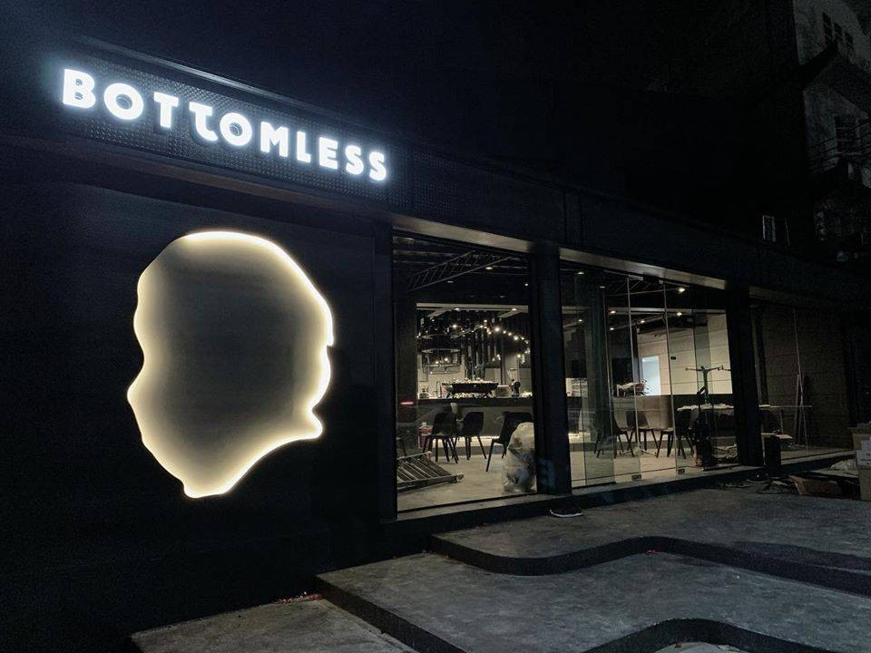 Bottomless Flagship store