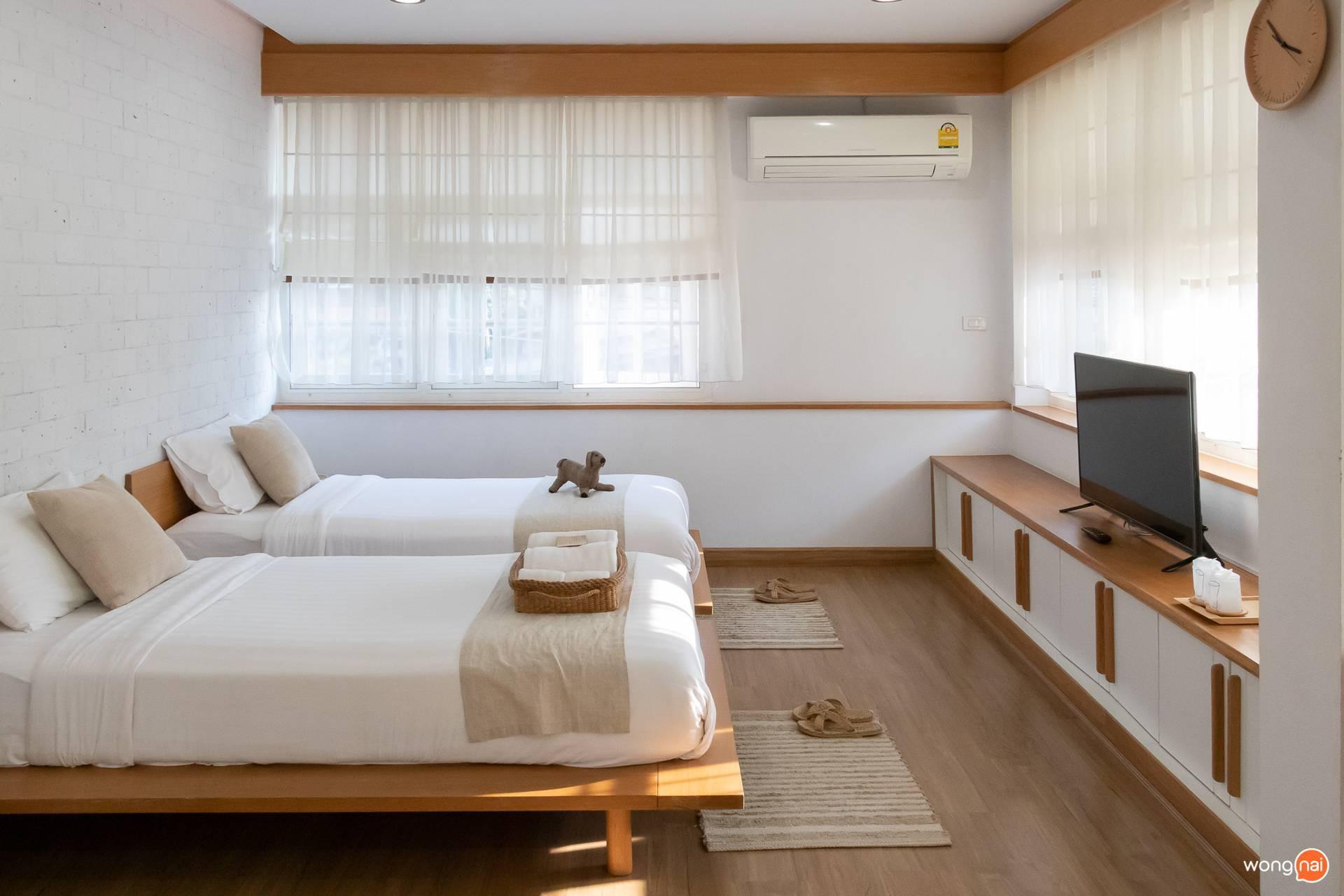 Eat Sleep Cafe & Bed