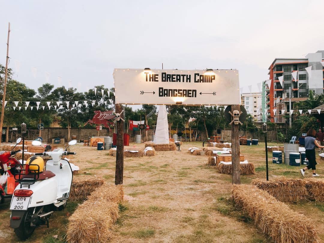 The Breath Camp Bangsaen