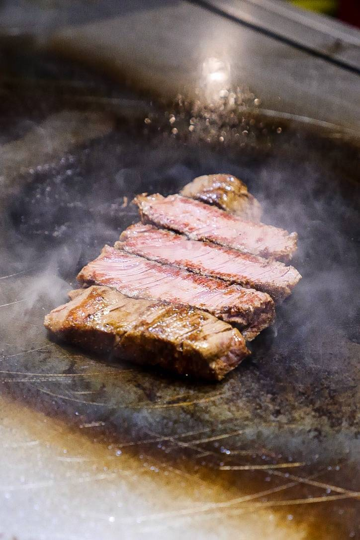 Benihana The Japanese Steakhouse อวานี เอเทรียม กรุงเทพฯ