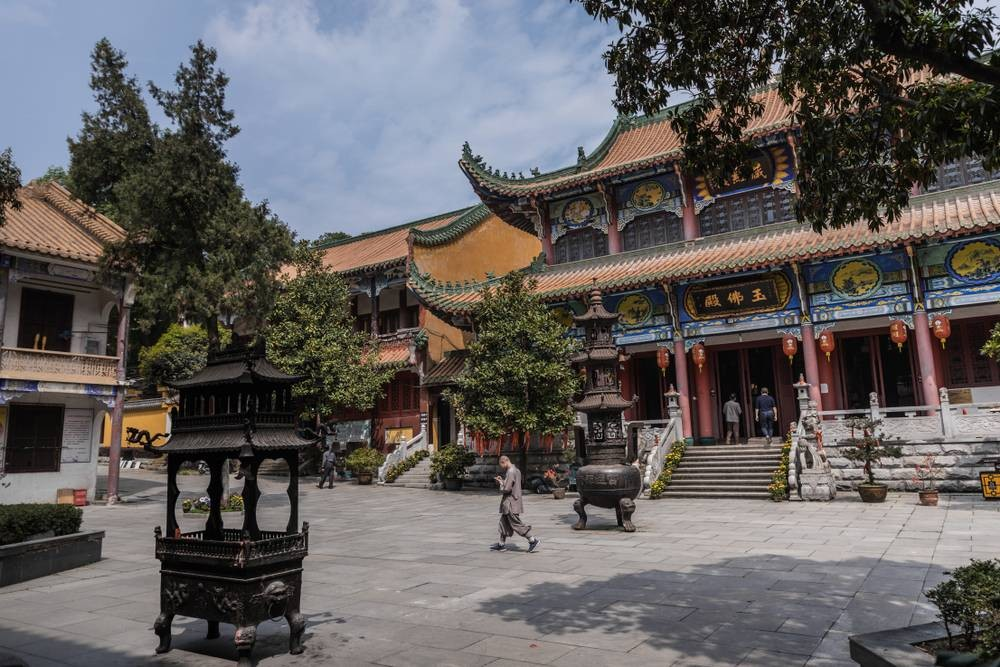 Baotong Temple