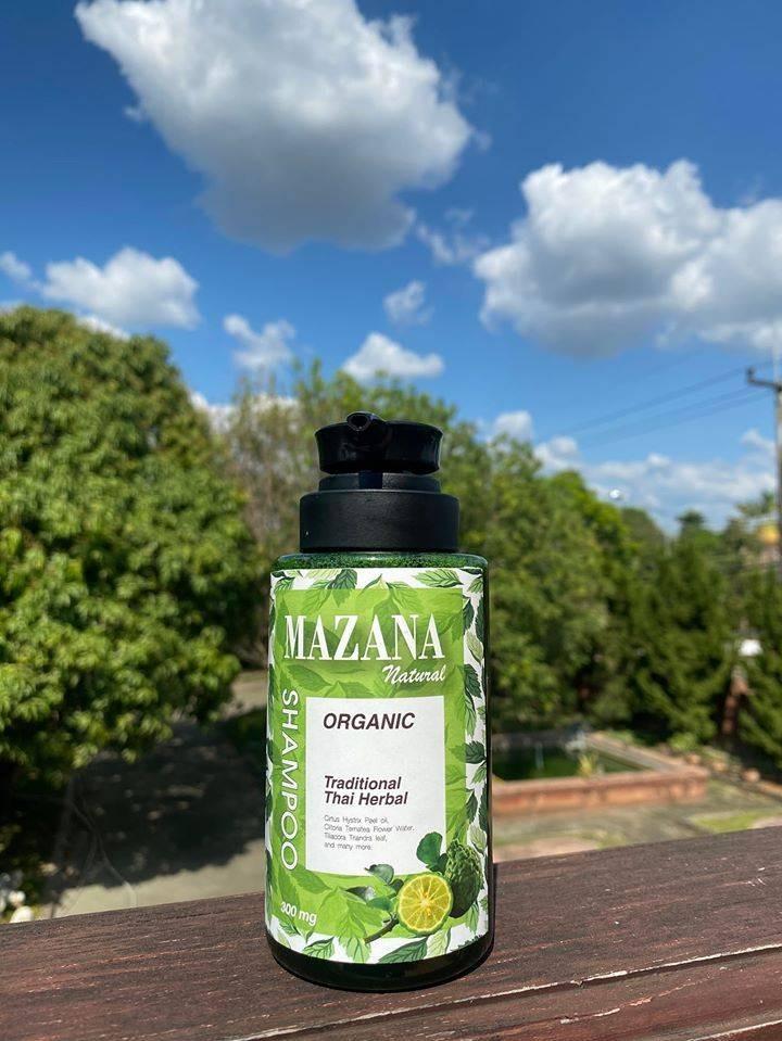 ขอบคุณภาพจากเพจ Facebook : Mazana Organic