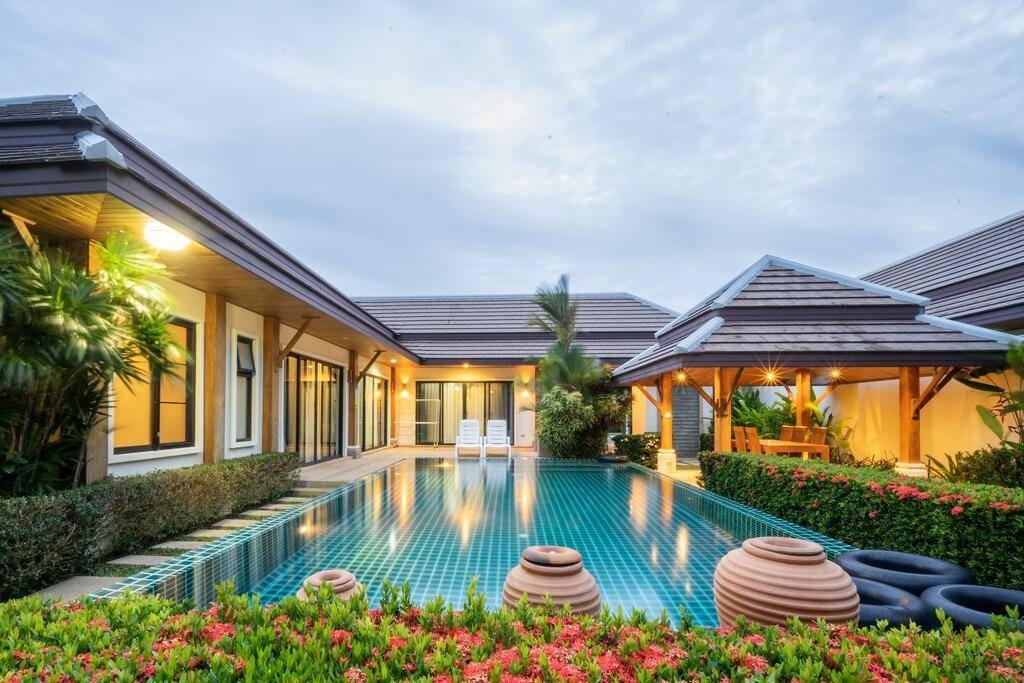 The Empylean Modern Thai Villa