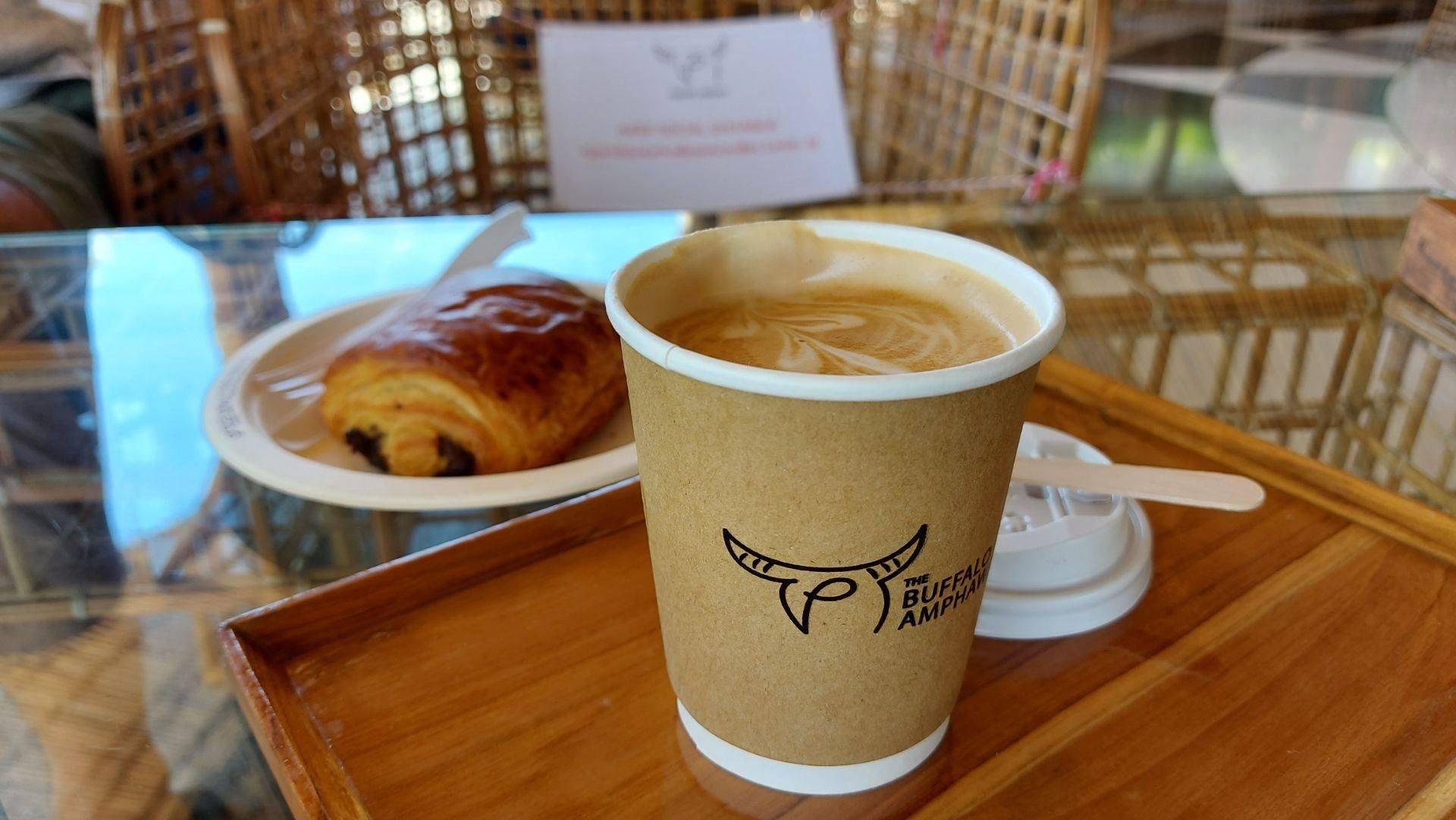 The Buffalo Cafe'