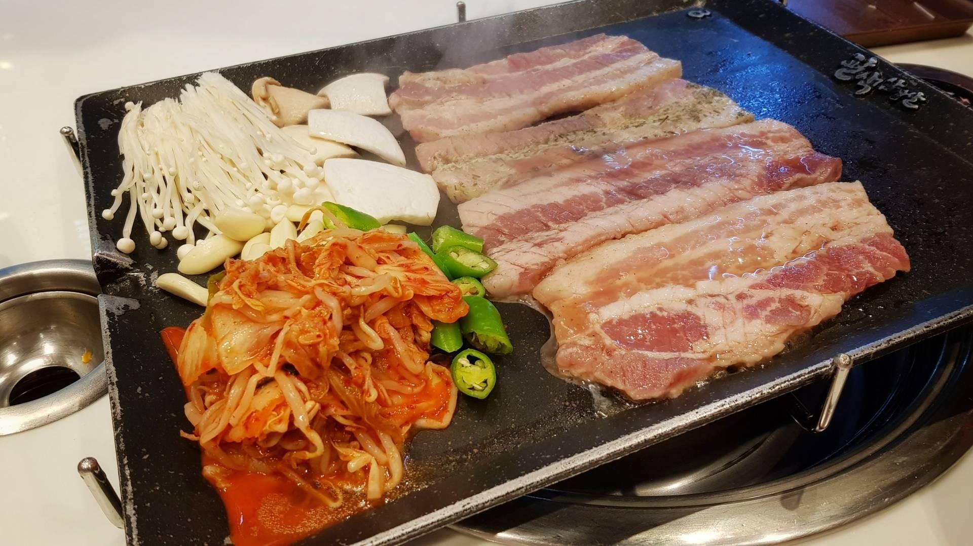 Palsaik korean bbq สยามเซ็นเตอร์