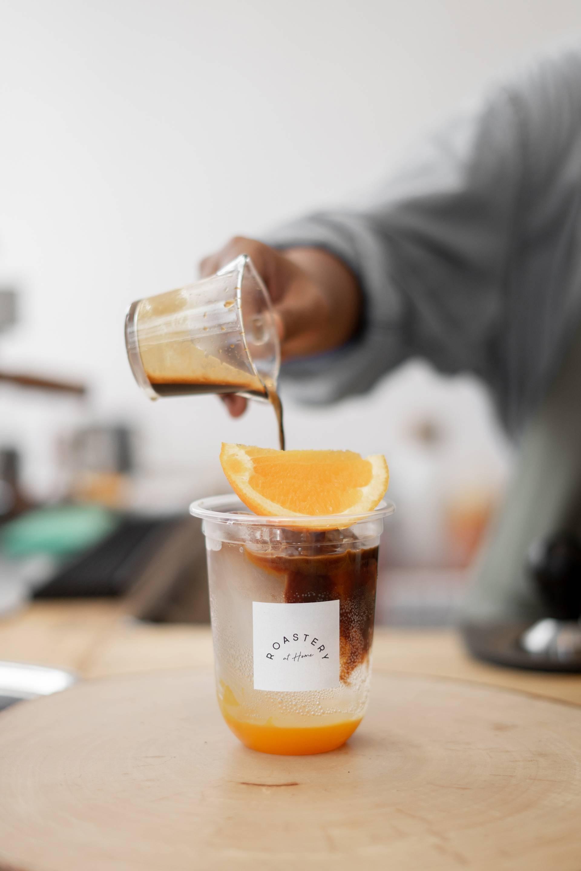 Tahiti coffee