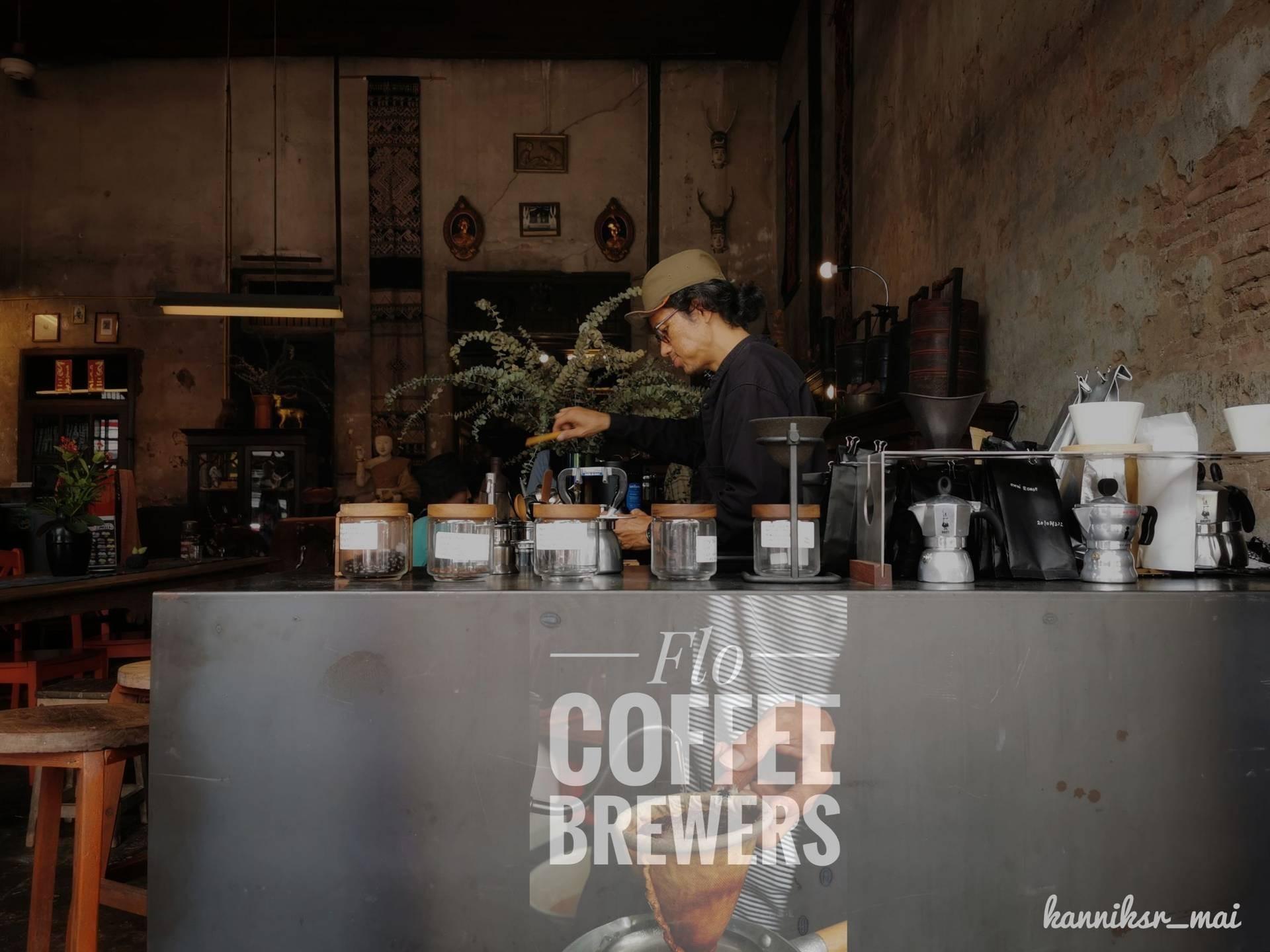 Flo coffee brewers