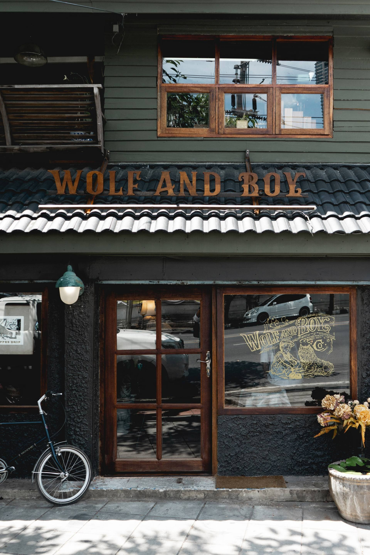 Wolf and Boy CO.,LTD.