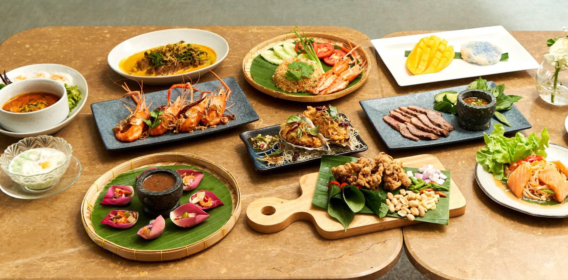 Ross Kitchen at Akara Bangkok