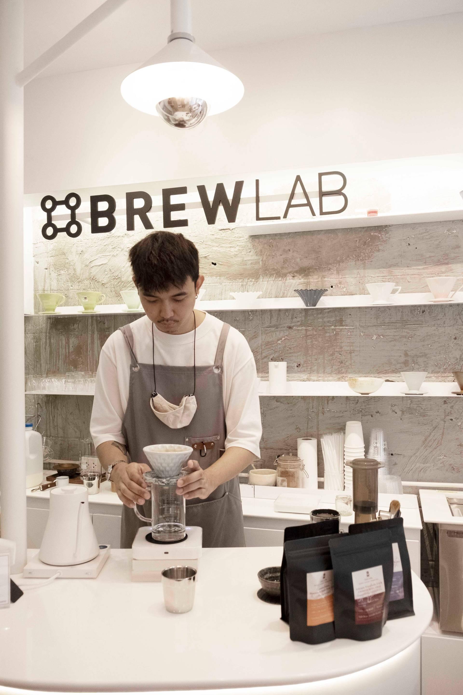 Brewlab Cafe @ Roompini