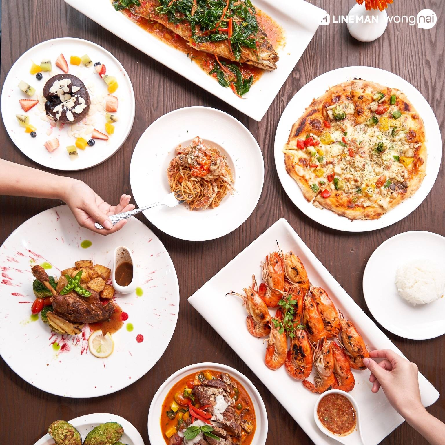 P-River Cafe&Restaurant
