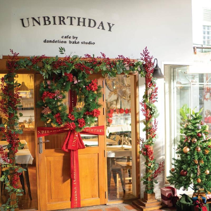 Unbirthday cafe Sukhumvit 31