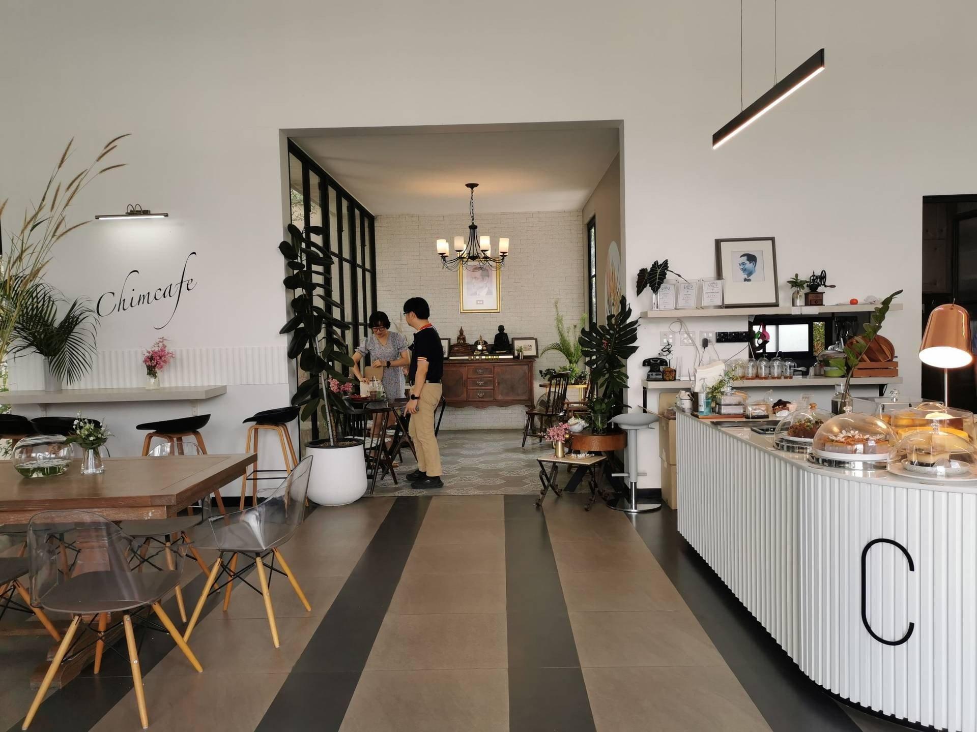 CHIM cafe'