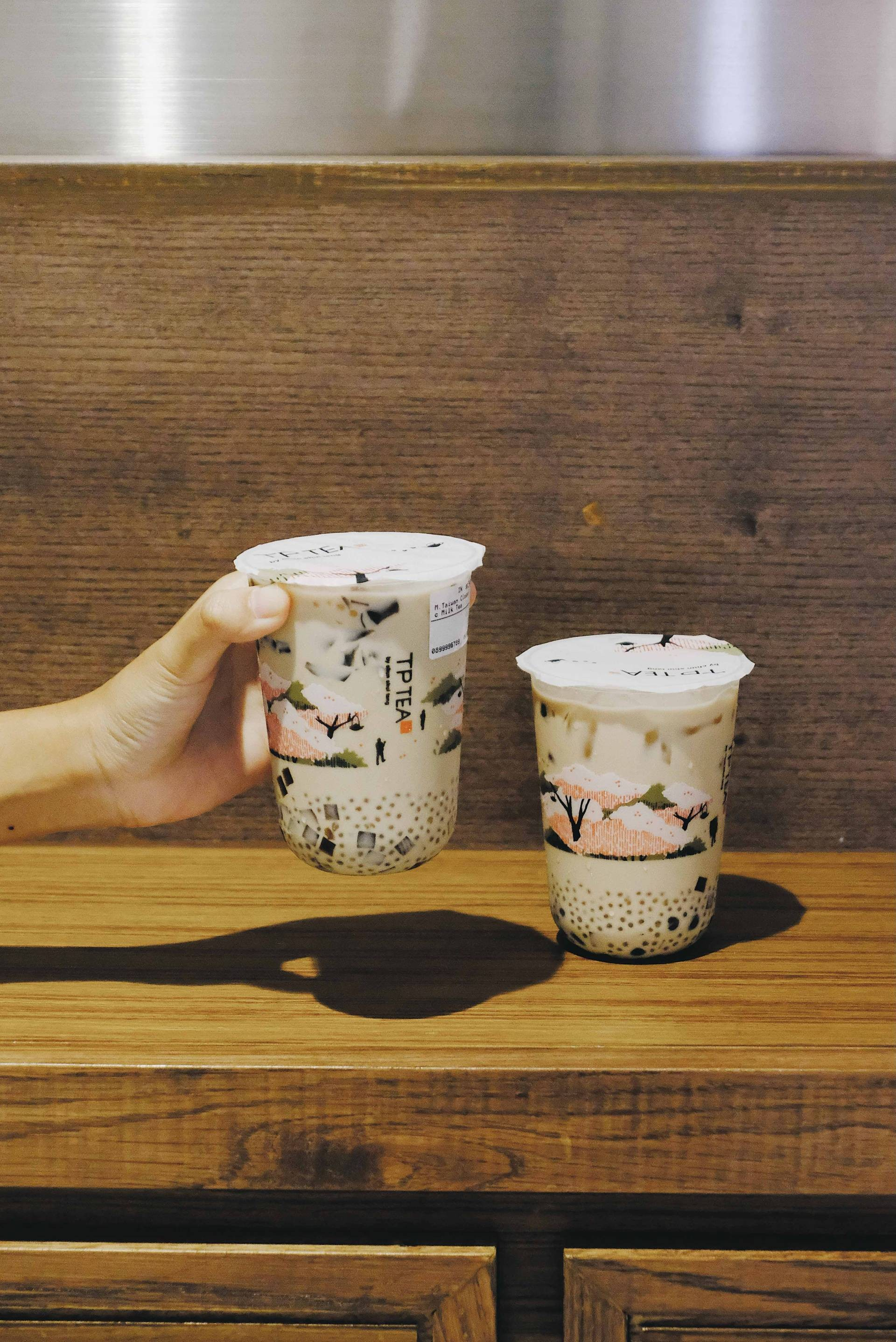 3Q TP Milk Tea