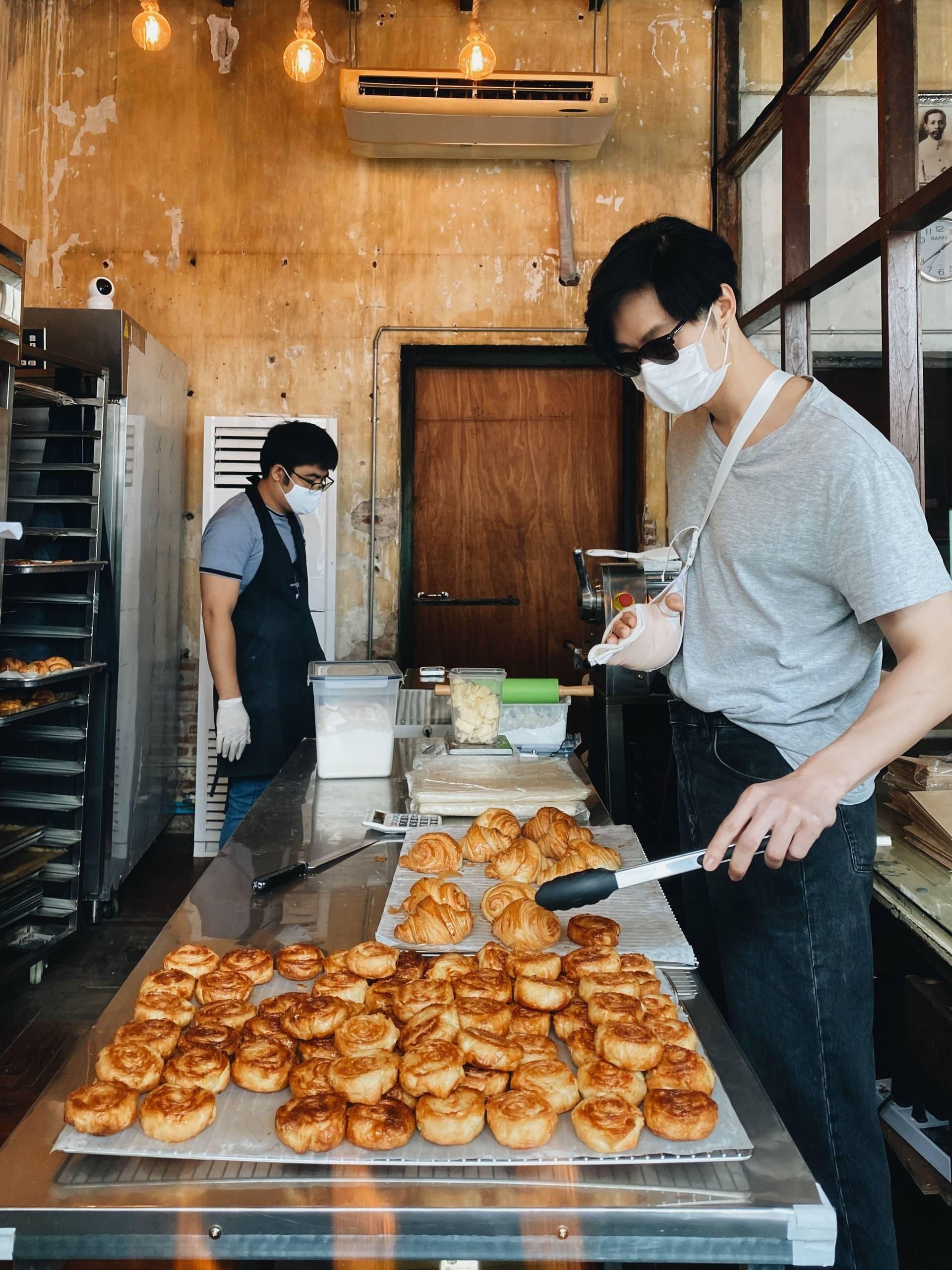 Maesalong Croissant พระนคร