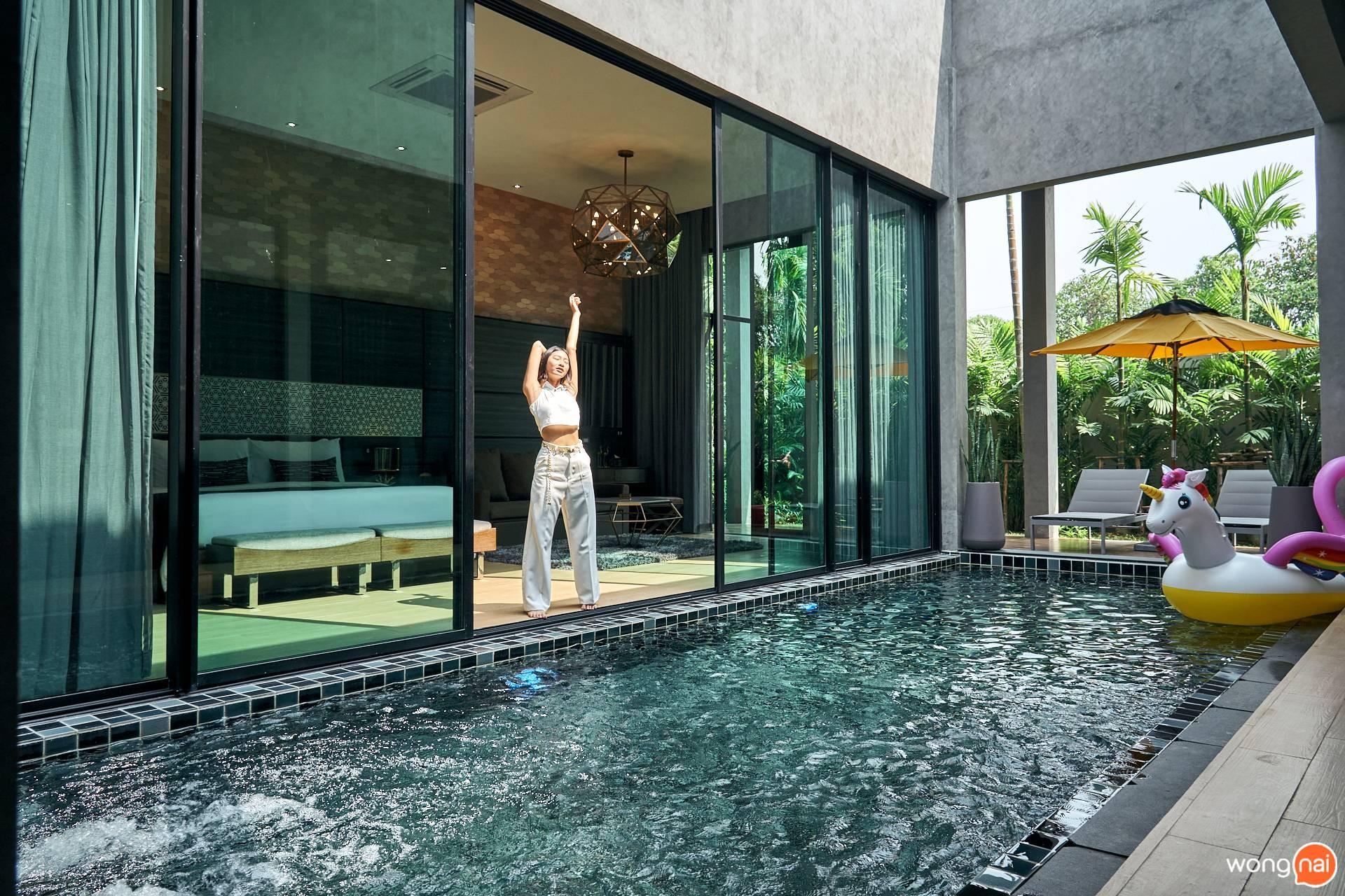 La Miniera Pool Villas Pattaya