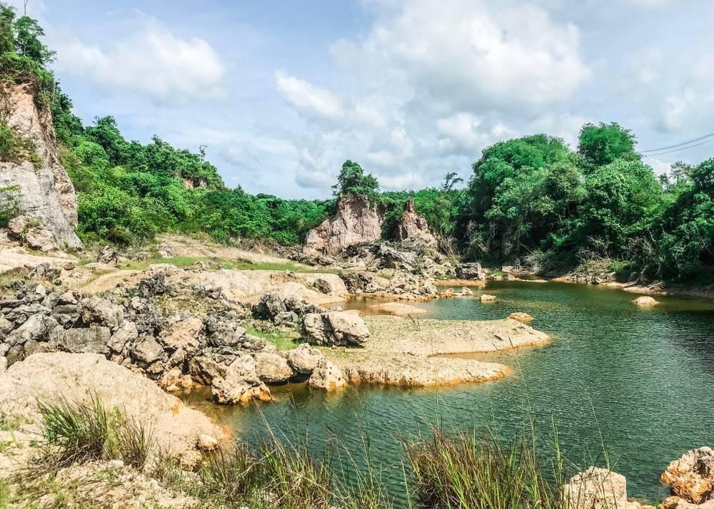 อุทยานแห่งชาติหาดขนอม-หมู่เกาะทะเลใต้