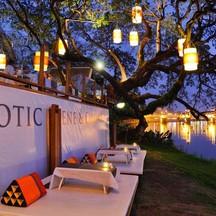Deck1 Exotic Scene and Cuisine