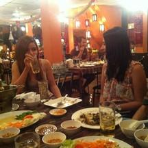 Dinner กับสาวสวย