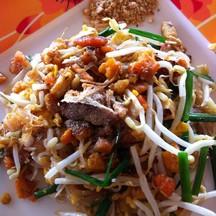 ผัดไทยไข่ปู
